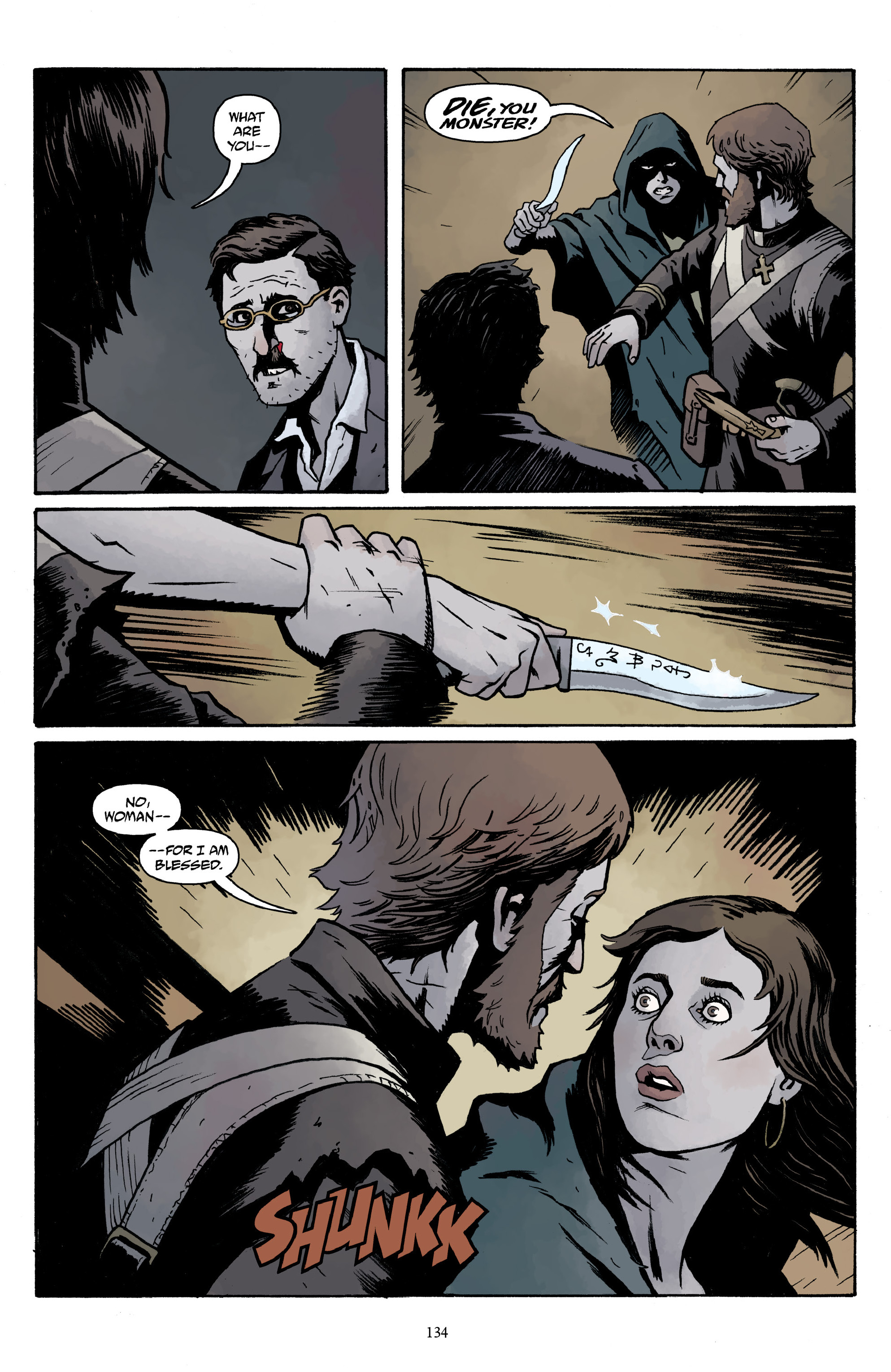 Read online Baltimore Volume 3: A Passing Stranger and Other Stories comic -  Issue # Full - 136