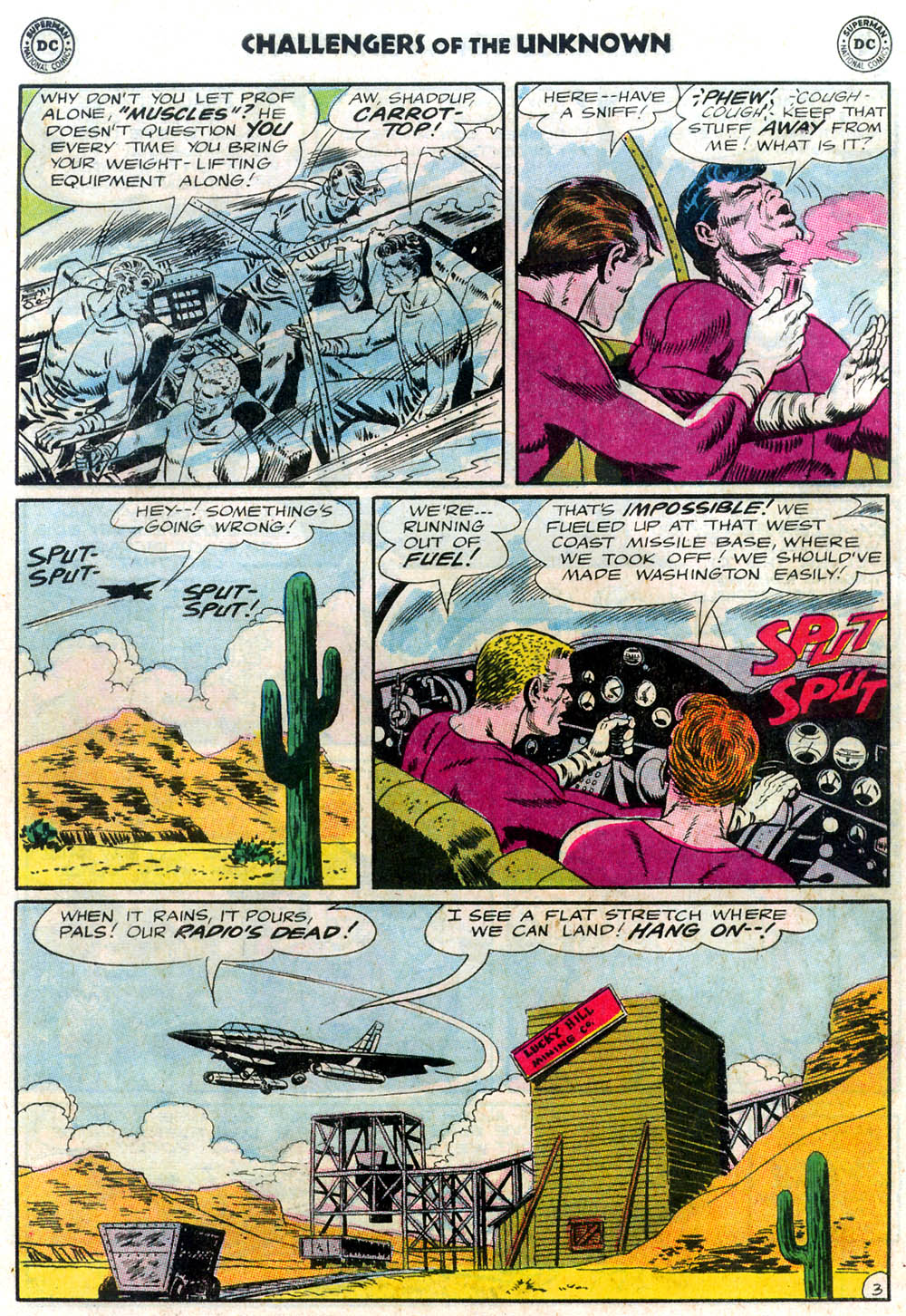 Challengers of the Unknown (1958) issue 47 - Page 17