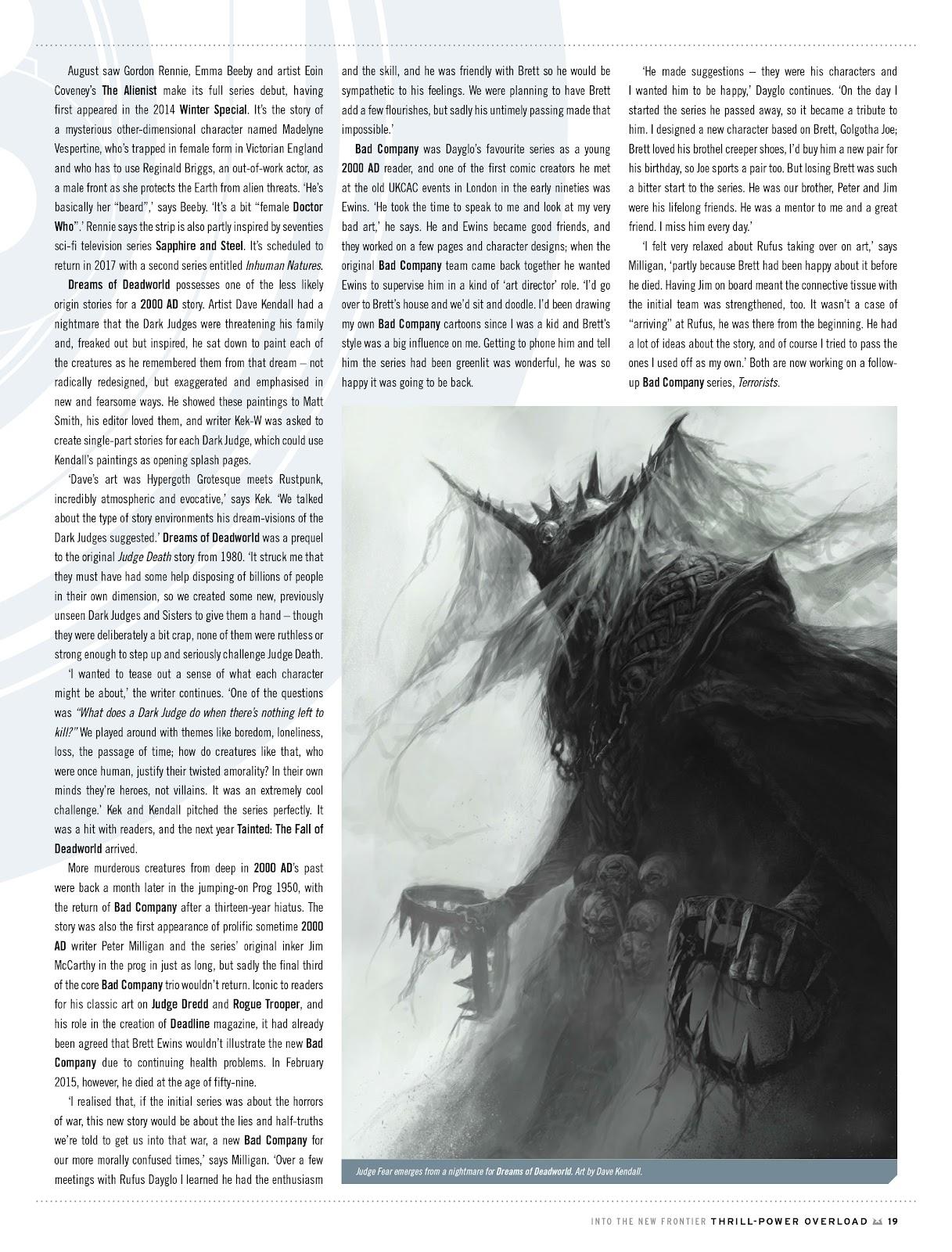 Judge Dredd Megazine (Vol. 5) Issue #381 #180 - English 19
