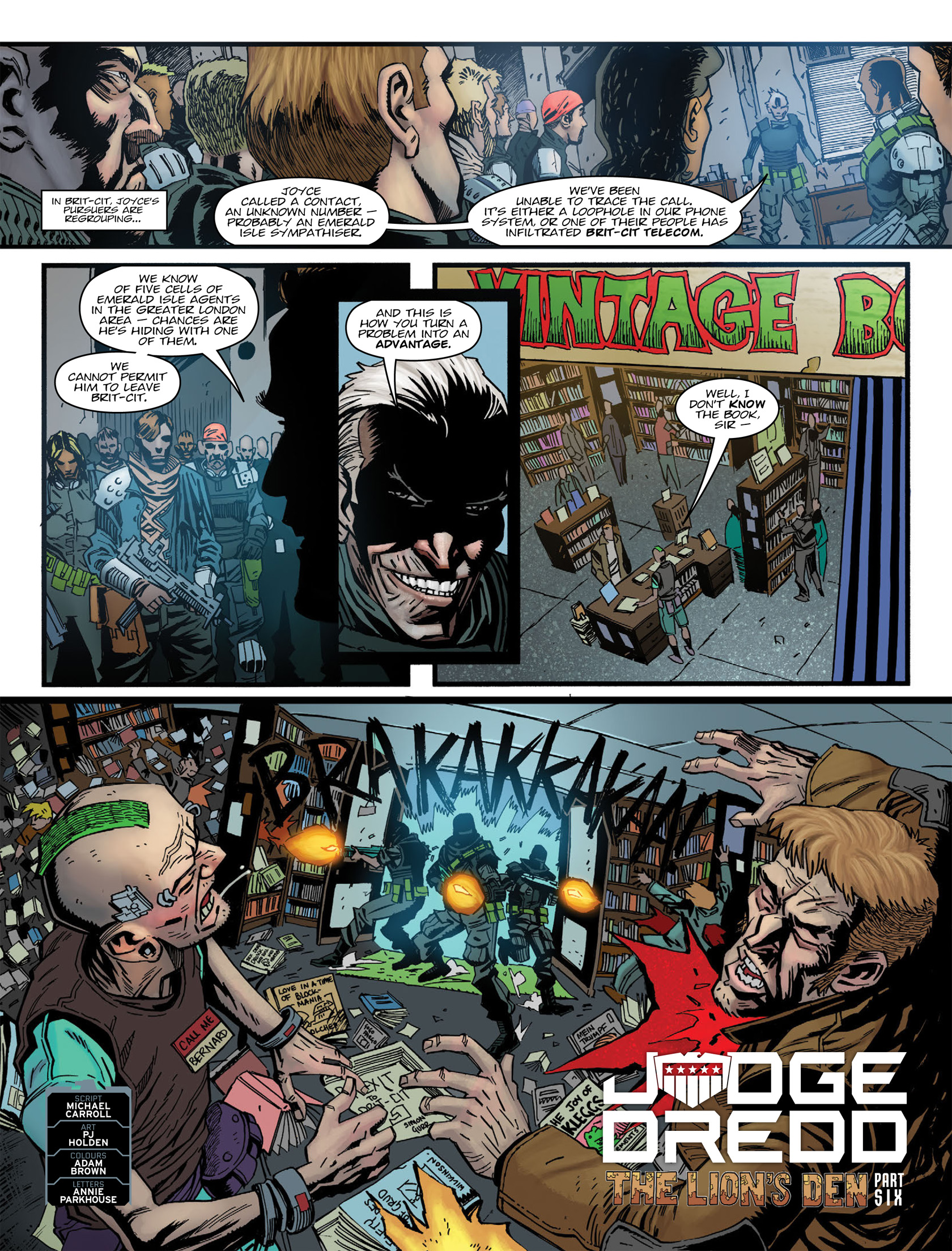Read online 2000 AD comic -  Issue #1983 - 3