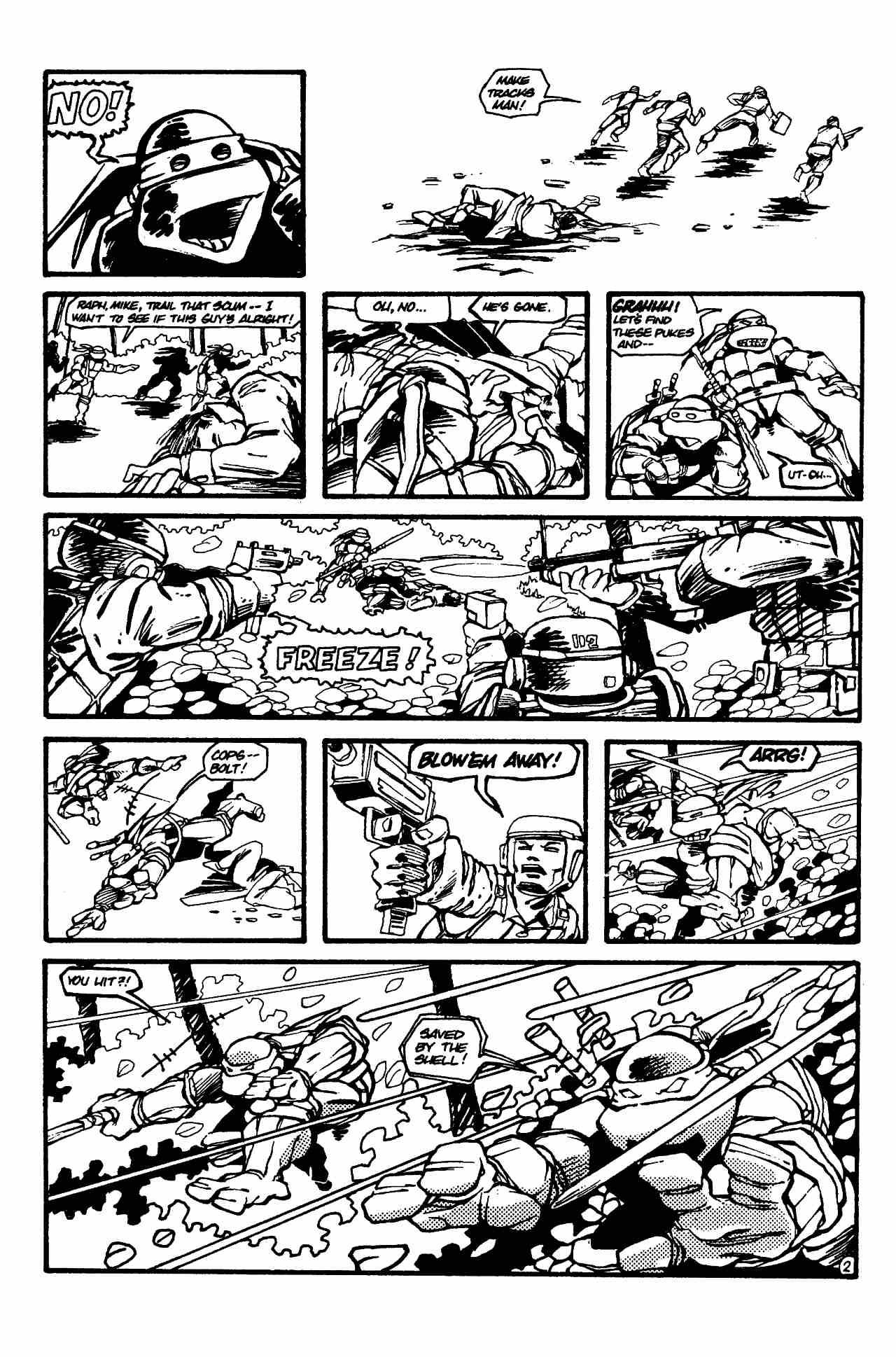 Read online Shell Shock comic -  Issue # Full - 200