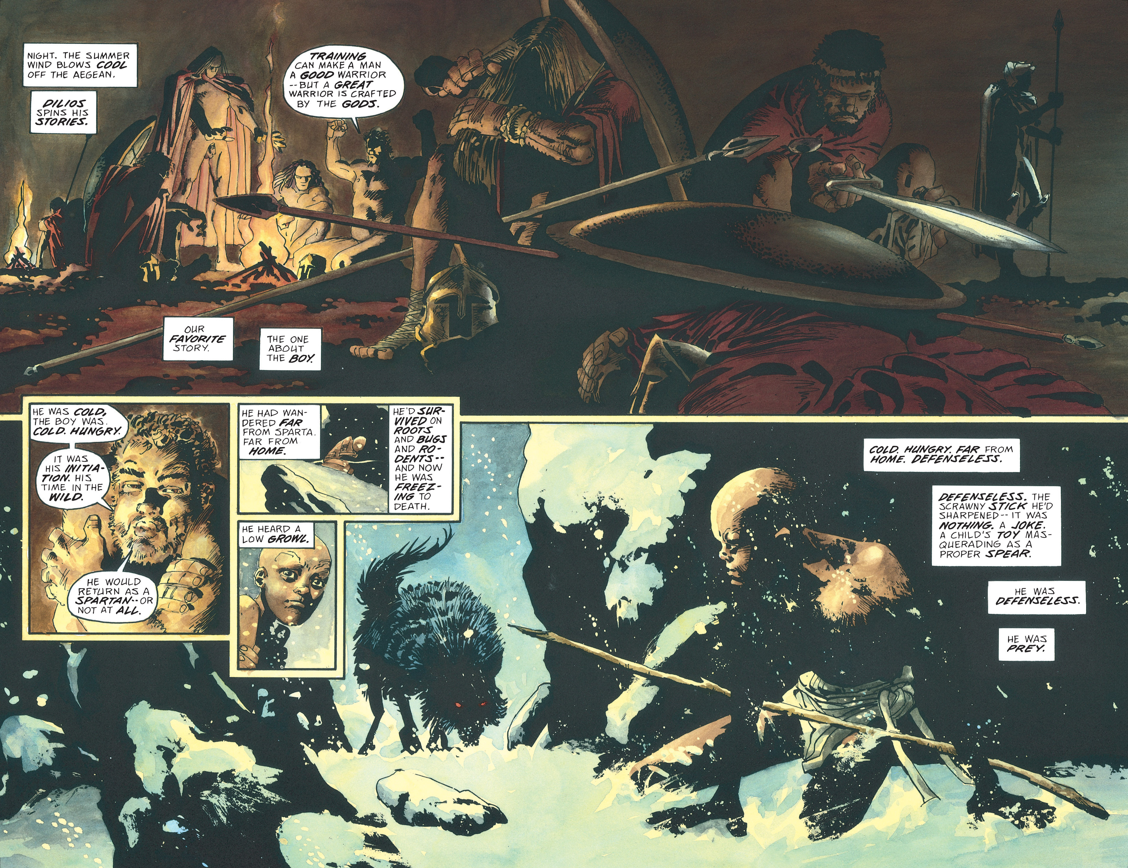 Read online 300 comic -  Issue #300 TPB - 13
