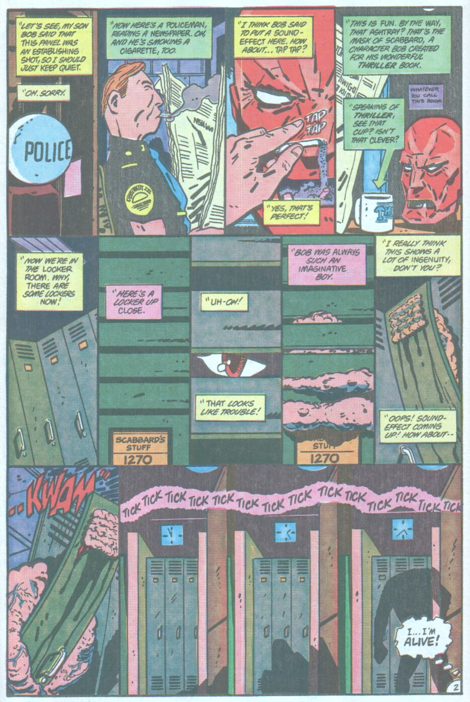 Read online Ambush Bug comic -  Issue #4 - 3