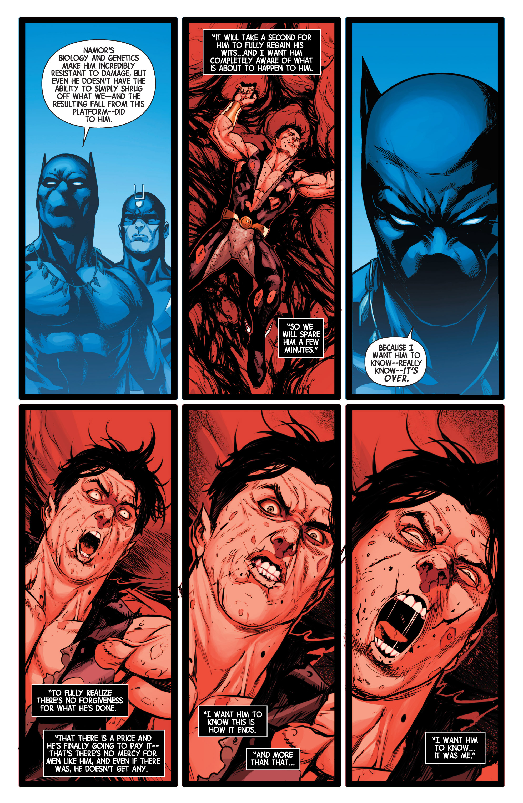 Read online Avengers (2013) comic -  Issue #40 - 28