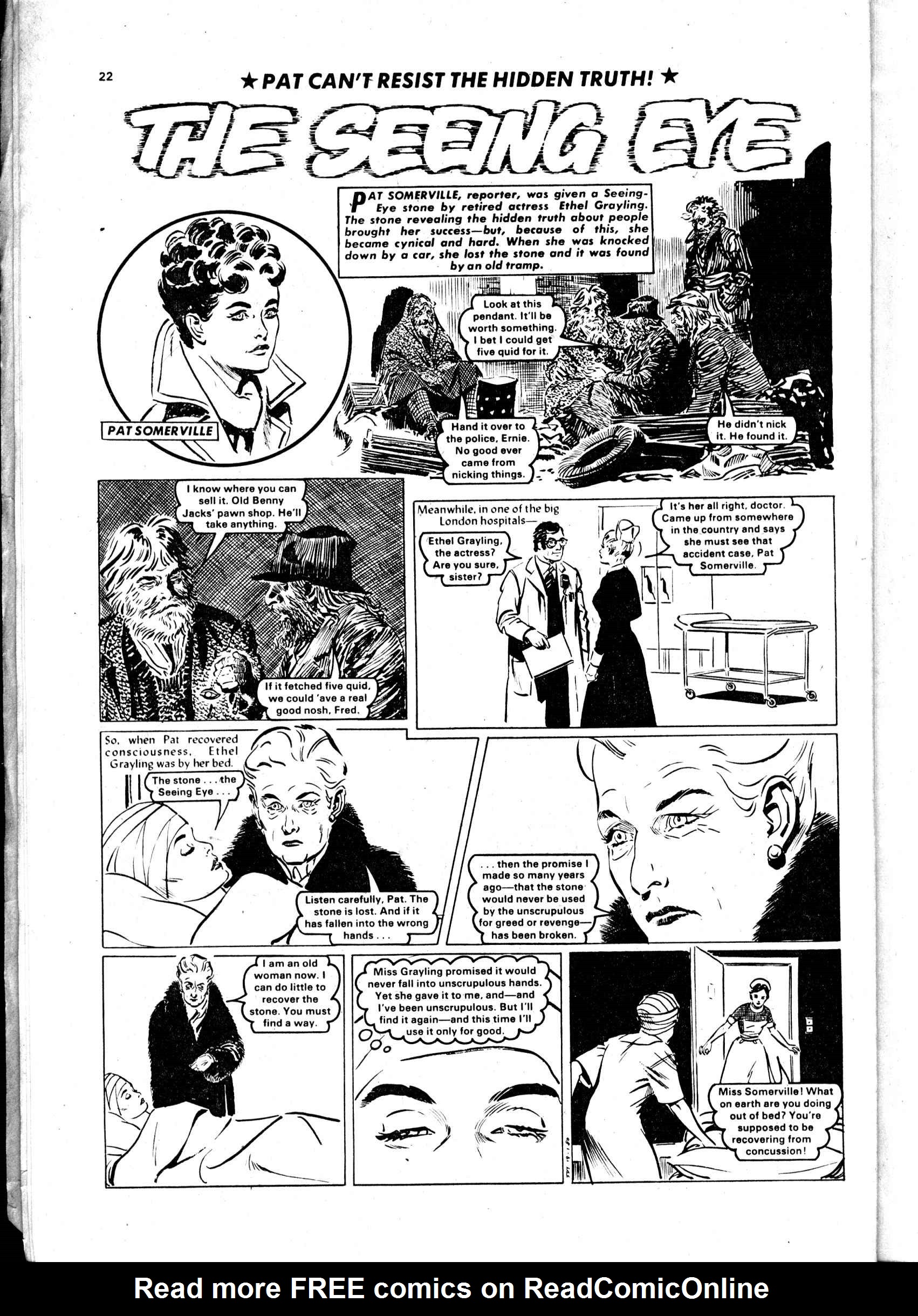 Read online Judy comic -  Issue #1045 - 22