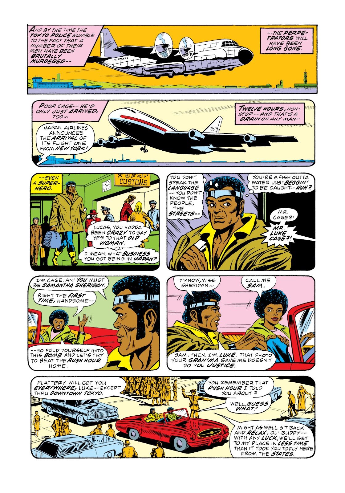 Read online Marvel Masterworks: Luke Cage, Power Man comic -  Issue # TPB 3 (Part 1) - 94