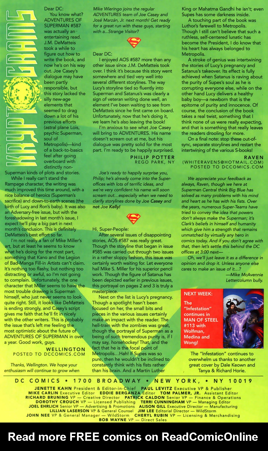 Read online Adventures of Superman (1987) comic -  Issue #591 - 24