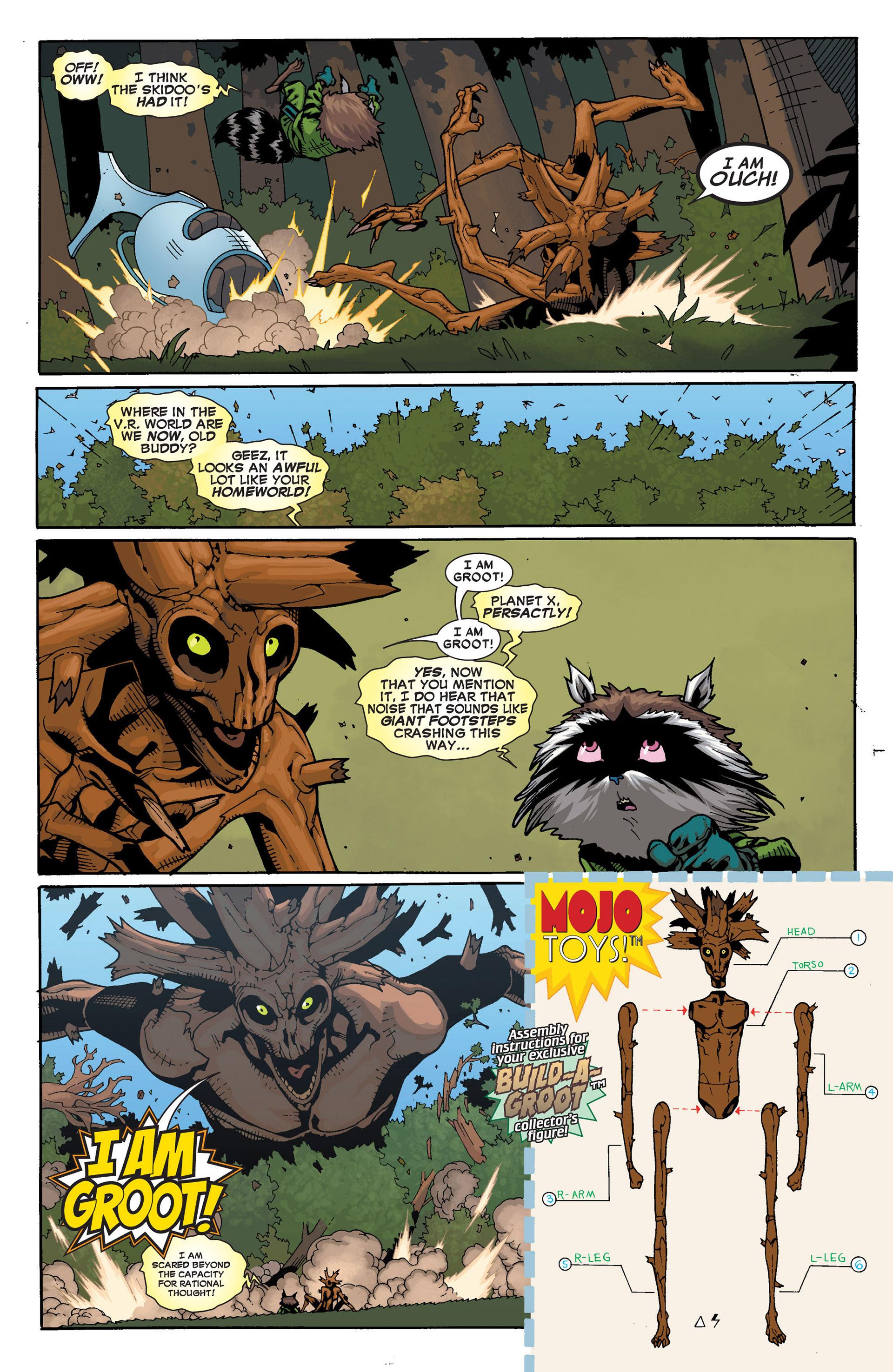 Read online Annihilators: Earthfall comic -  Issue #3 - 24