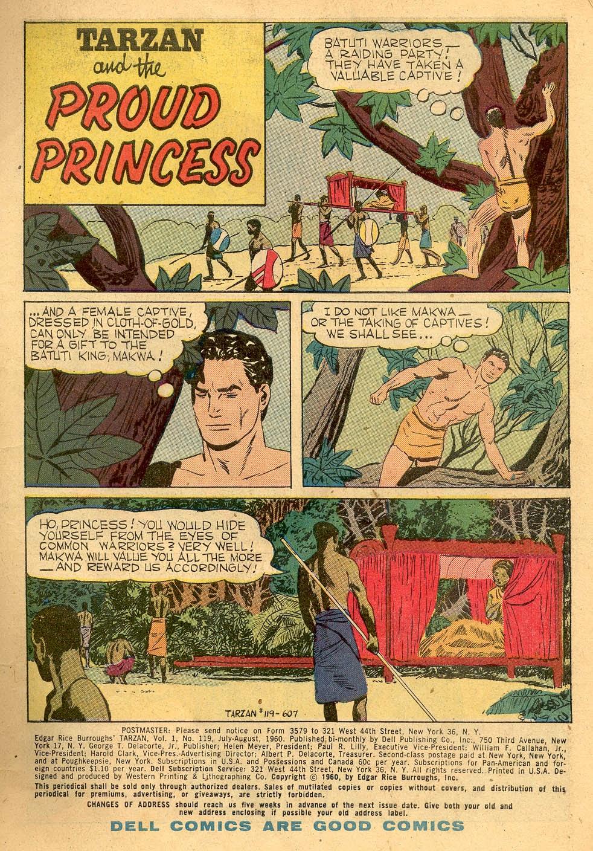 Tarzan (1948) issue 119 - Page 3