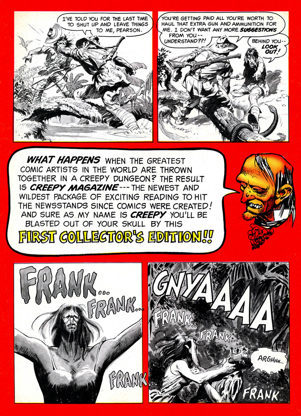 Creepy (1964) Issue #1 #1 - English 52