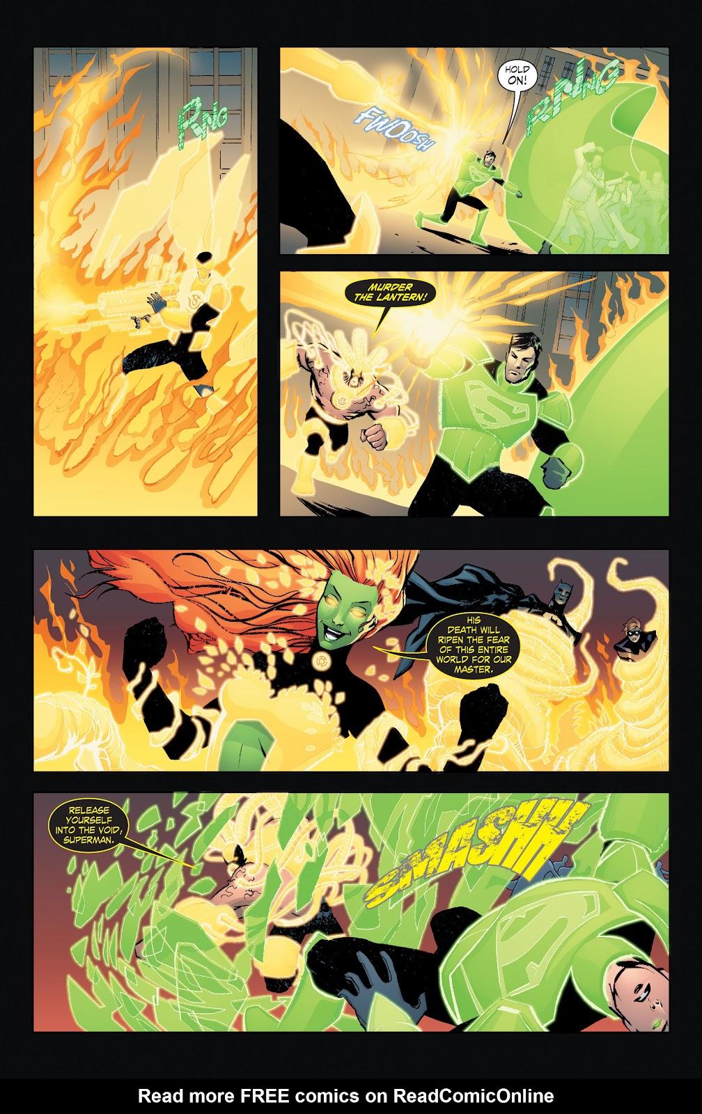 Read online Smallville Season 11 [II] comic -  Issue # TPB 7 - 97