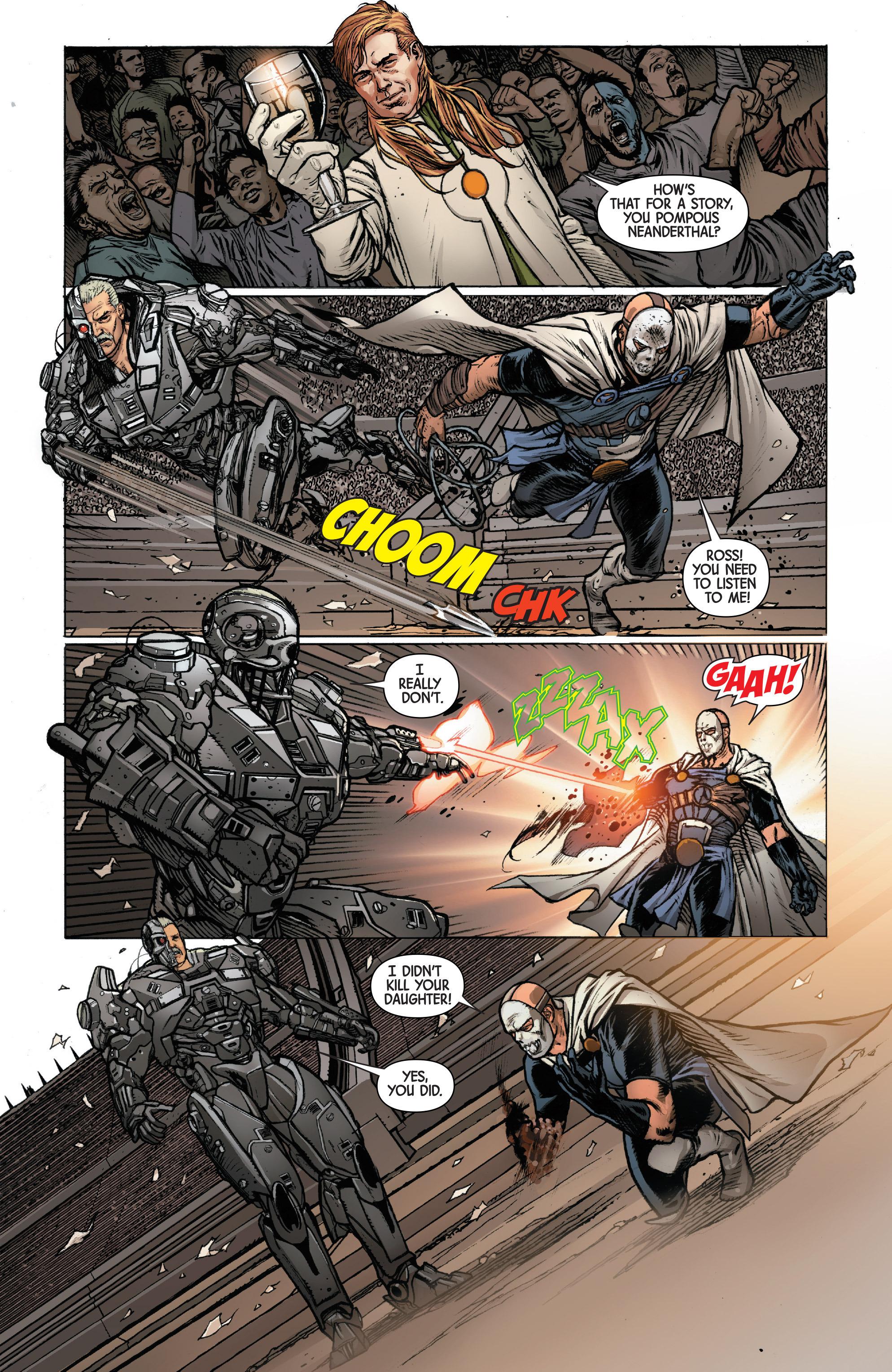 Read online Secret Wars: Battleworld comic -  Issue #2 - 20