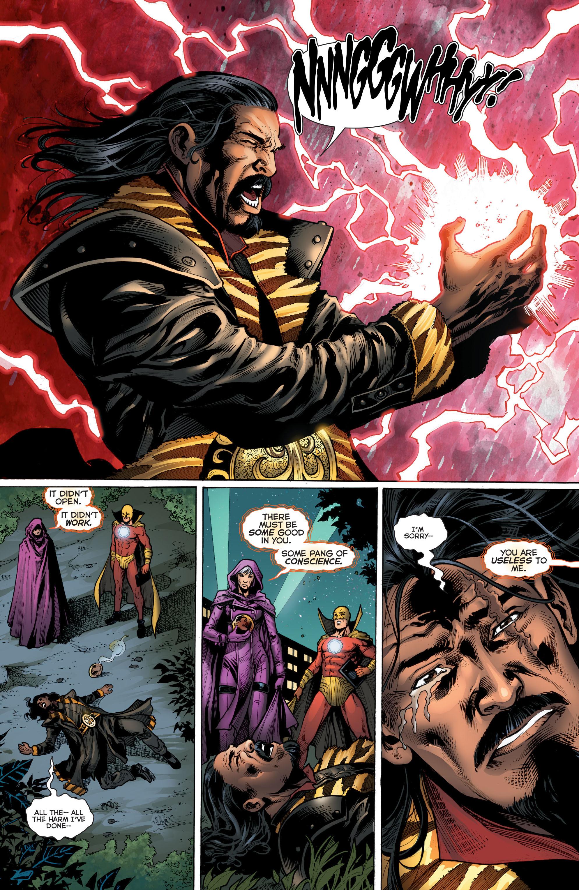 Read online Trinity of Sin: Pandora comic -  Issue #2 - 19