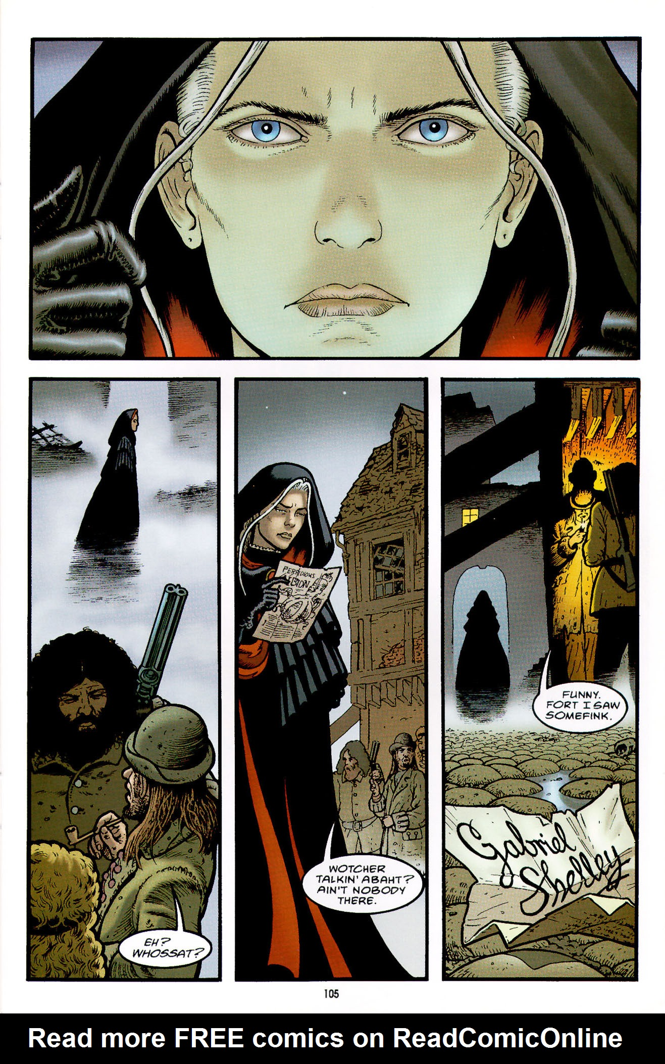 Read online Heart of Empire comic -  Issue #4 - 9