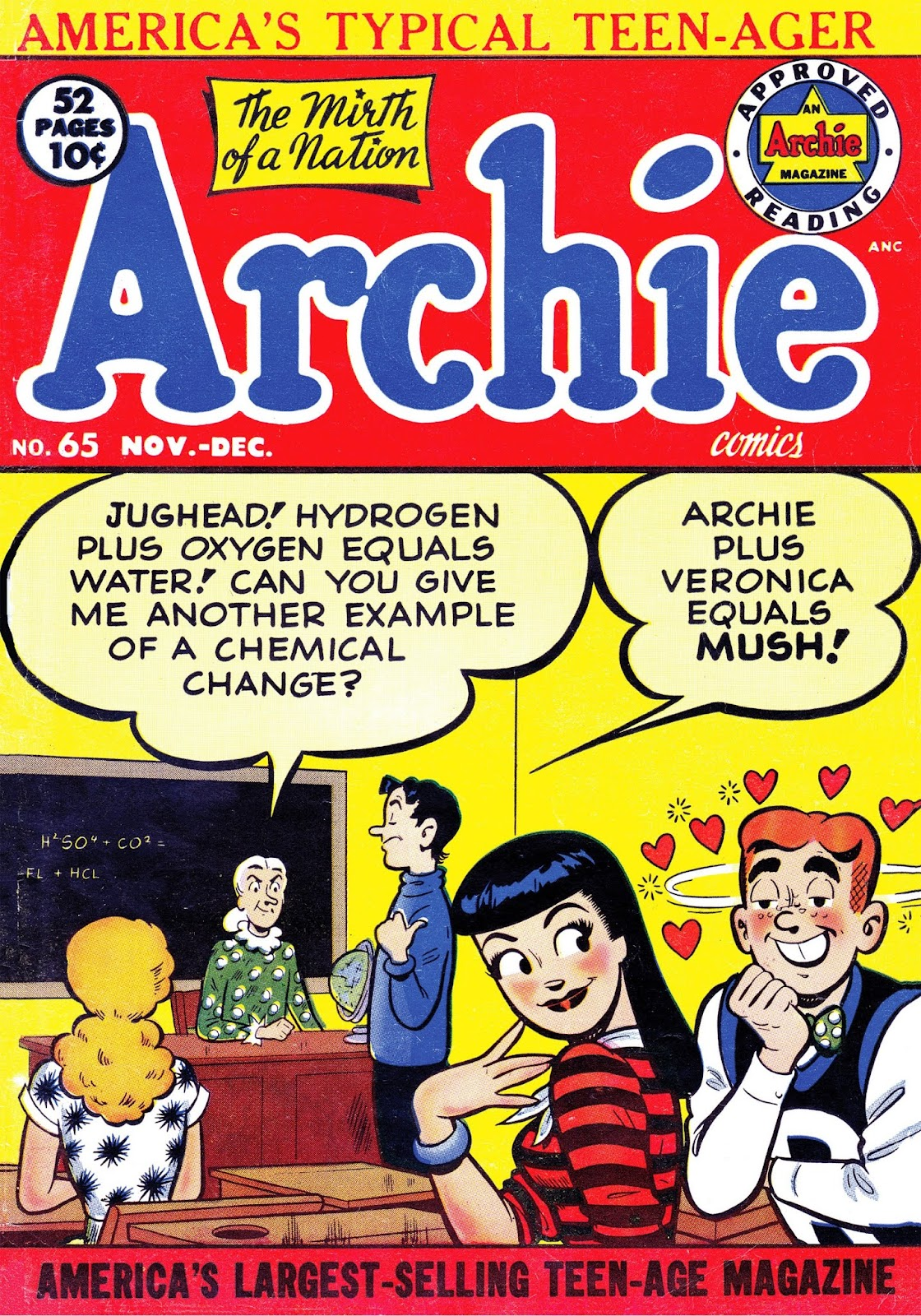 Archie Comics issue 065 - Page 1