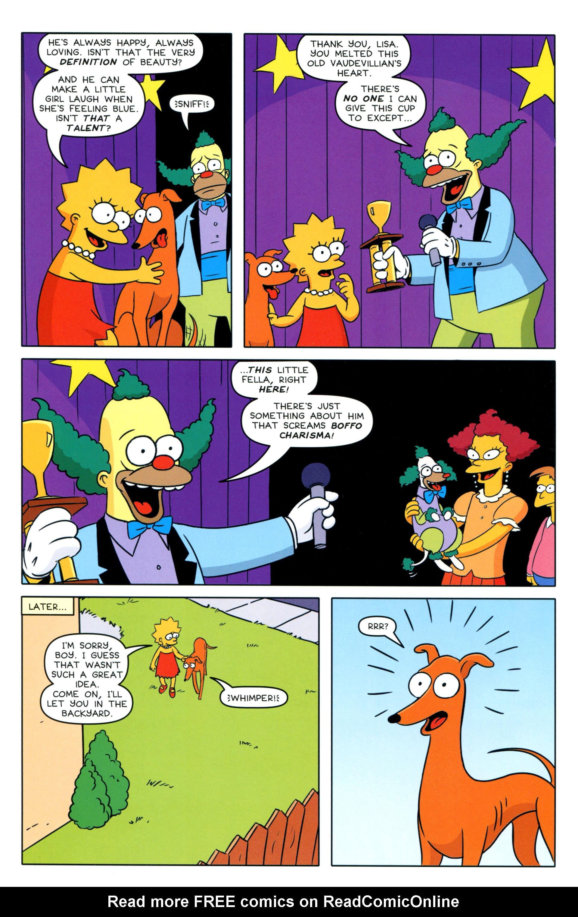 Read online Simpsons One-Shot Wonders: Lisa comic -  Issue # Full - 19