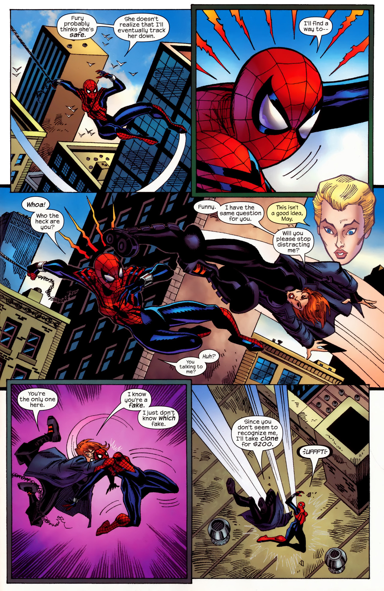 Read online Amazing Spider-Girl comic -  Issue #27 - 21