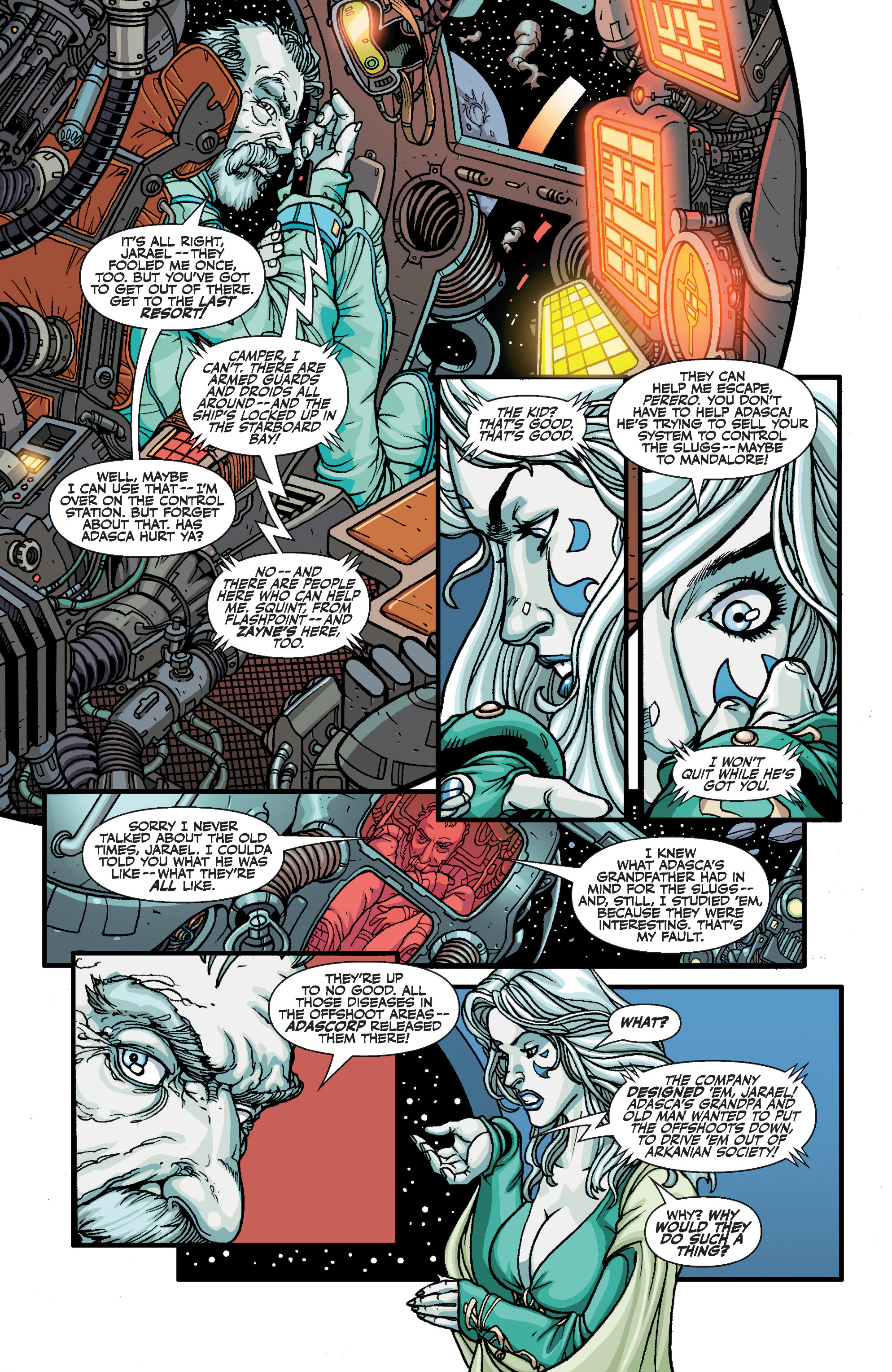 Read online Star Wars Omnibus comic -  Issue # Vol. 32 - 37