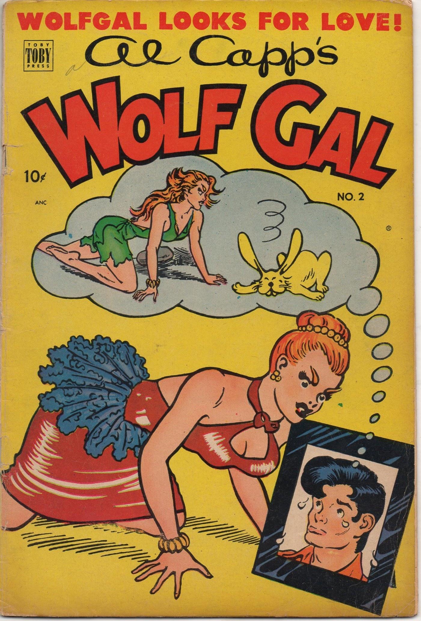 Al Capp's Wolf Gal 2 Page 1