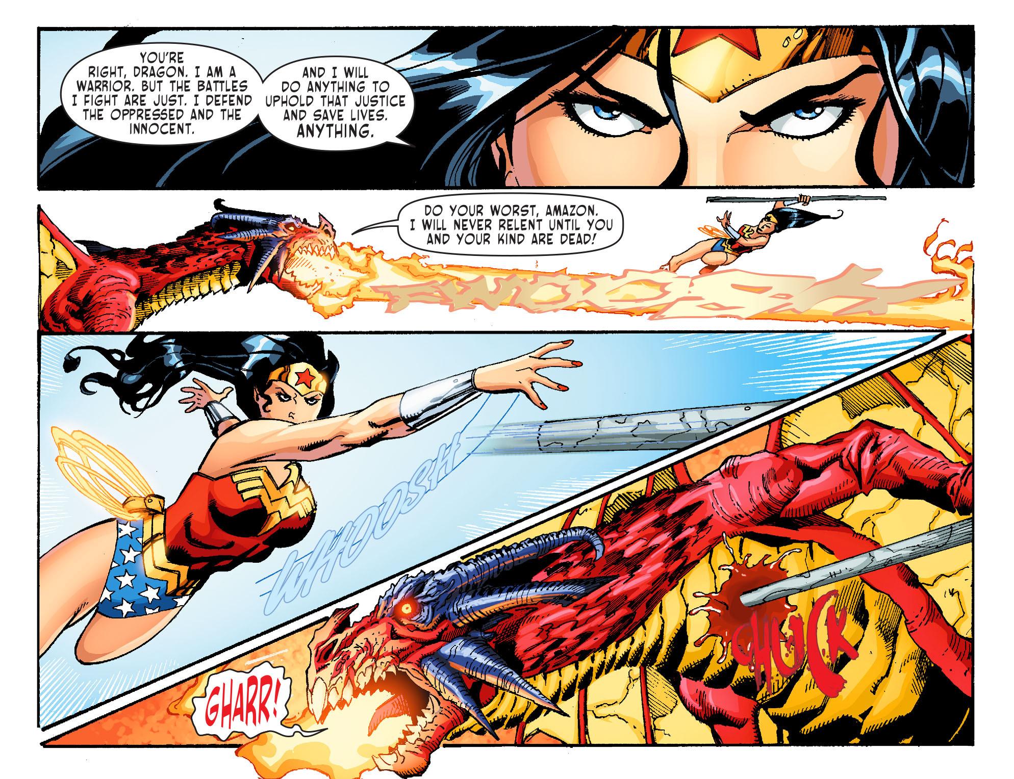 Read online Sensation Comics Featuring Wonder Woman comic -  Issue #28 - 20