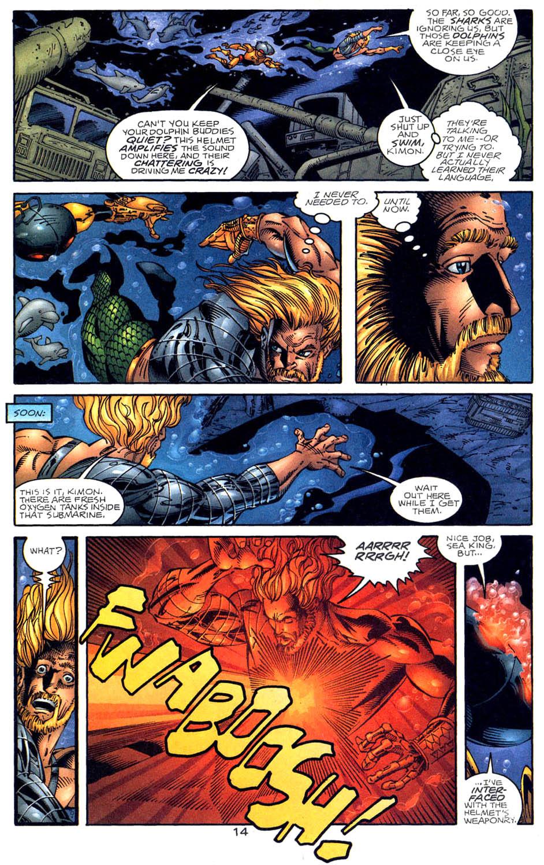 Read online Aquaman (1994) comic -  Issue #58 - 14