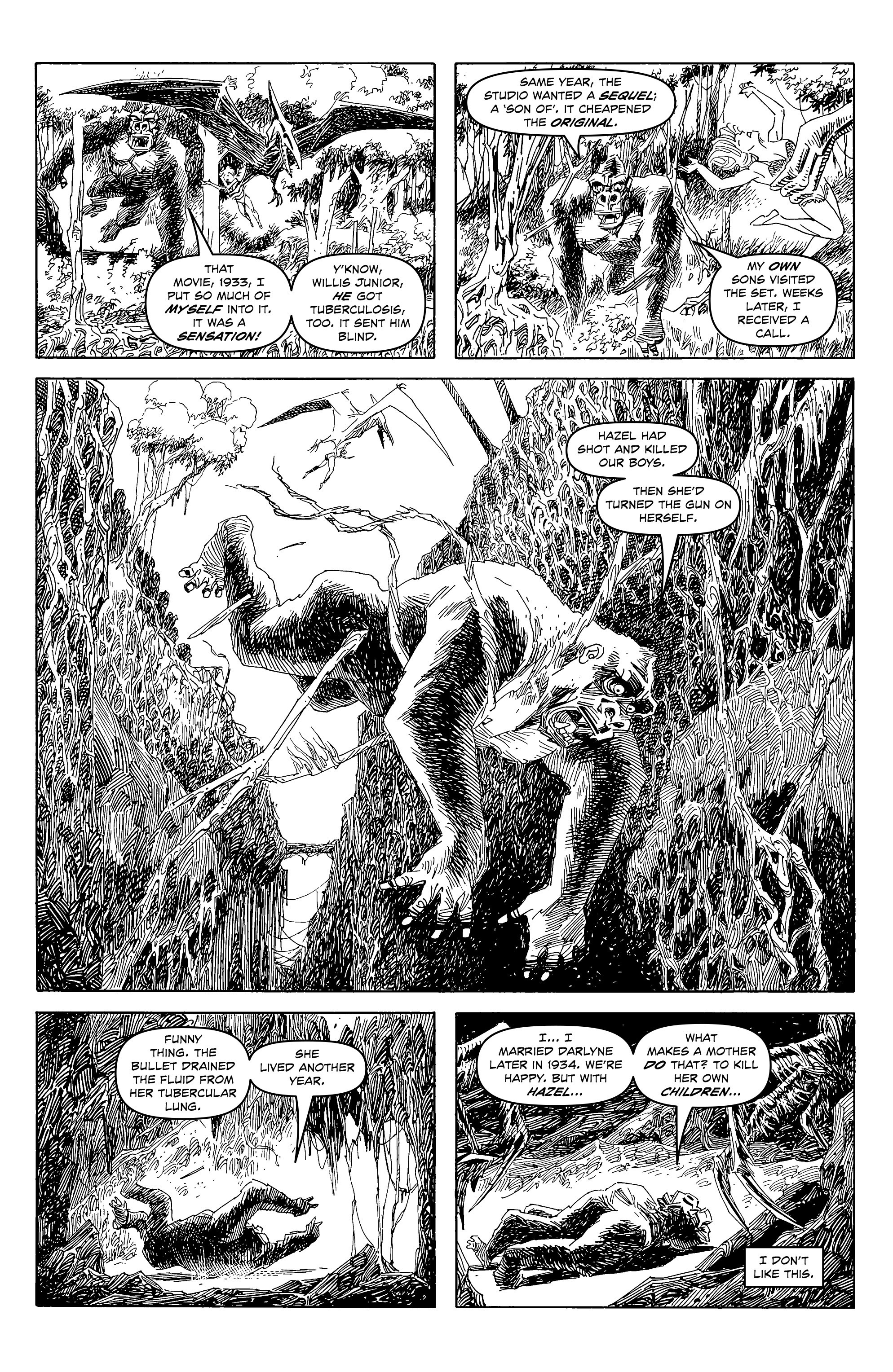 Read online Alan Moore's Cinema Purgatorio comic -  Issue #4 - 10