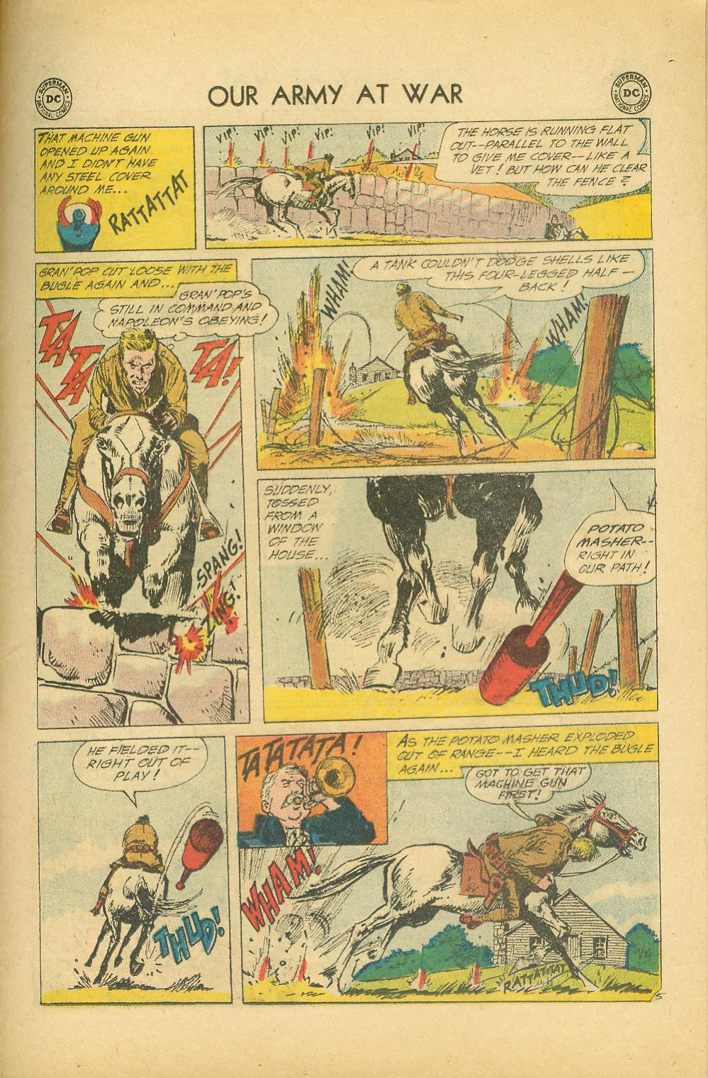 Our Army at War (1952) issue 100 - Page 31