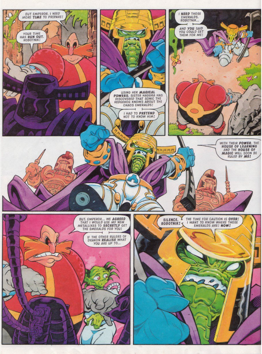 Read online Sonic the Comic comic -  Issue #116 - 8