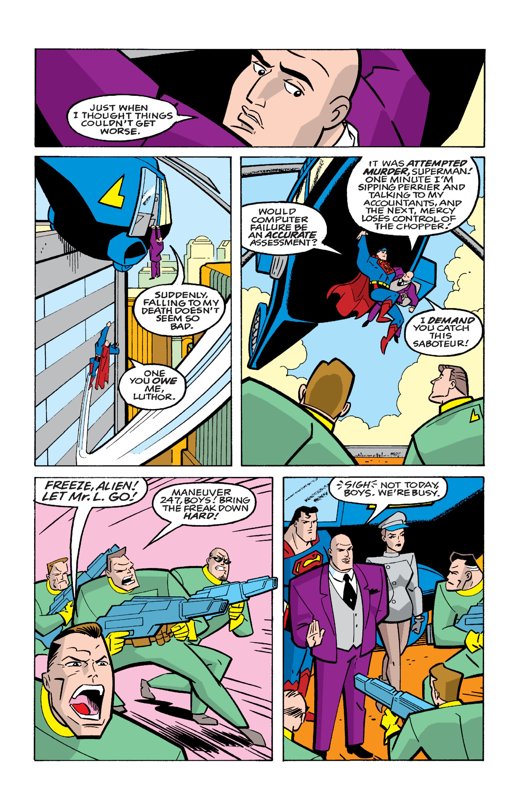 Superman Adventures #_2017_Edition_TPB_3_(Part_2) #81 - English 62