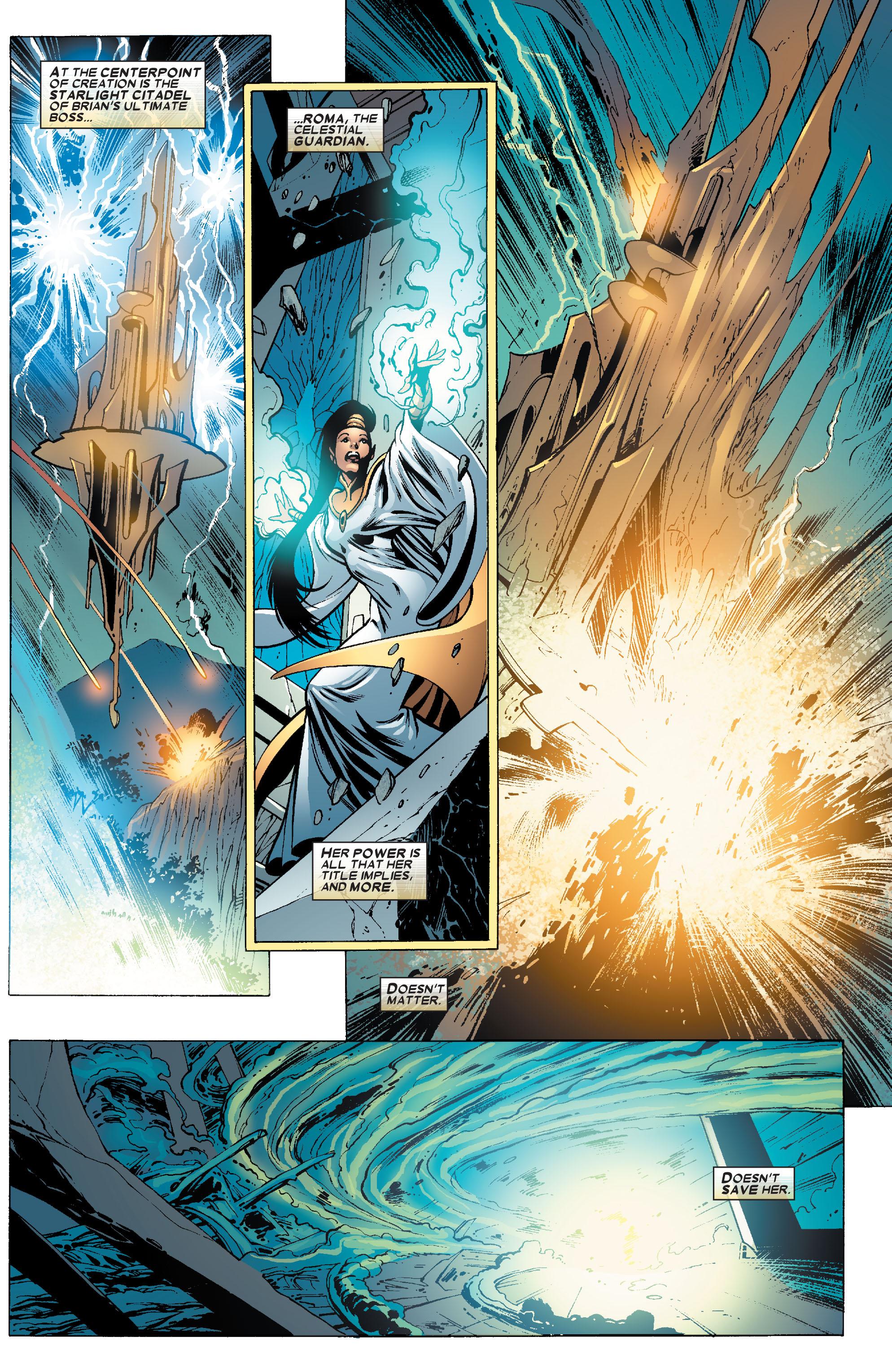 Read online Uncanny X-Men (1963) comic -  Issue #462 - 8