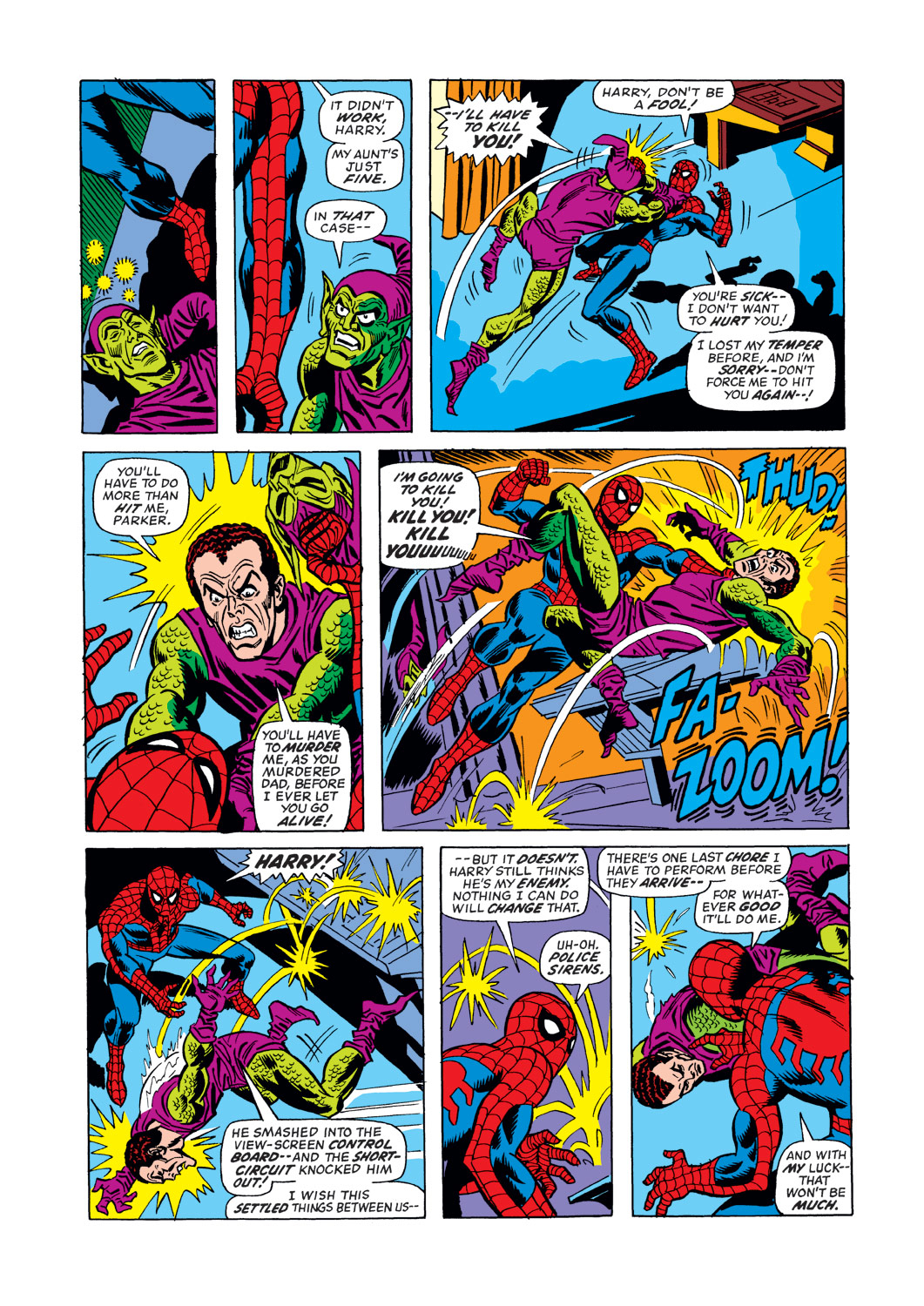 The Amazing Spider-Man (1963) 137 Page 16