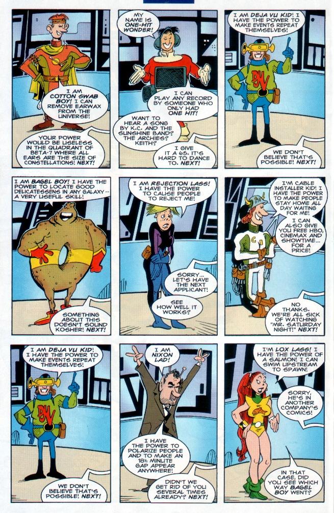 Read online Sergio Aragones Destroys DC comic -  Issue # Full - 25