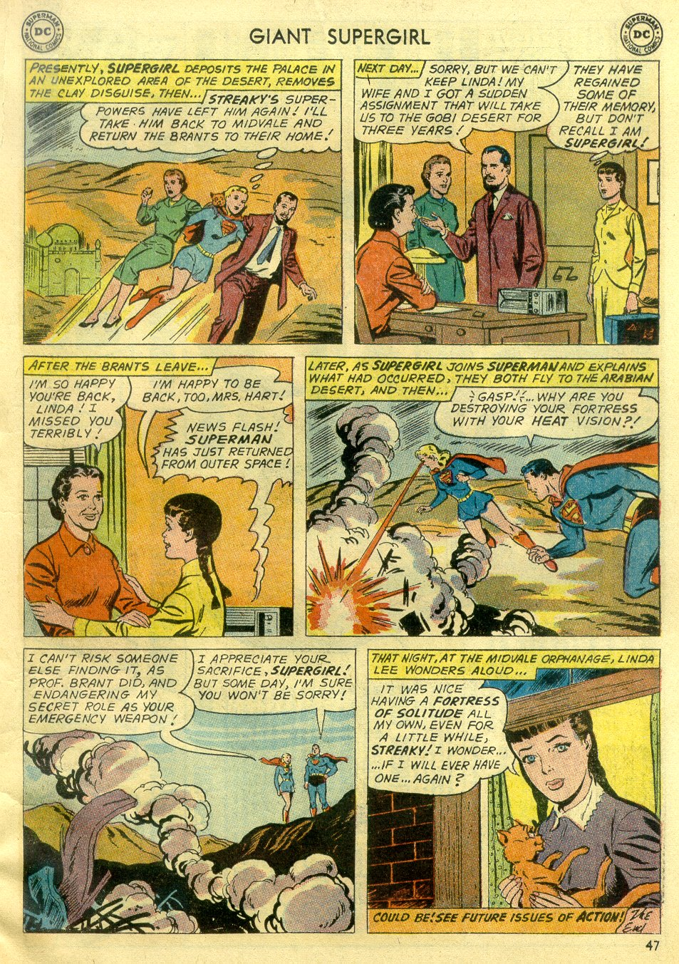Action Comics (1938) 334 Page 48