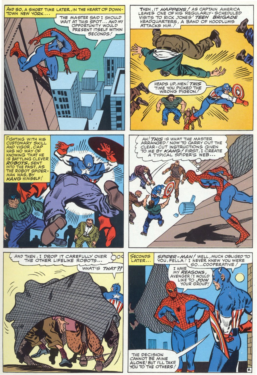 The Avengers (1963) 11 Page 6