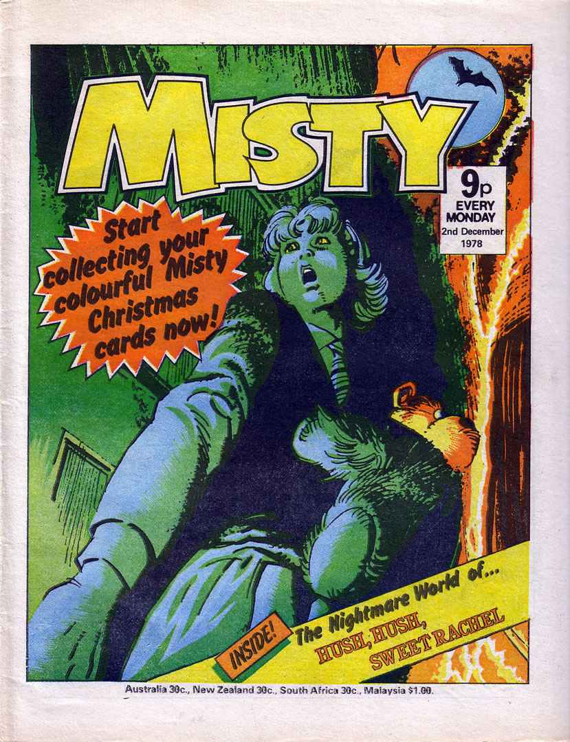 Read online Misty comic -  Issue #44 - 1