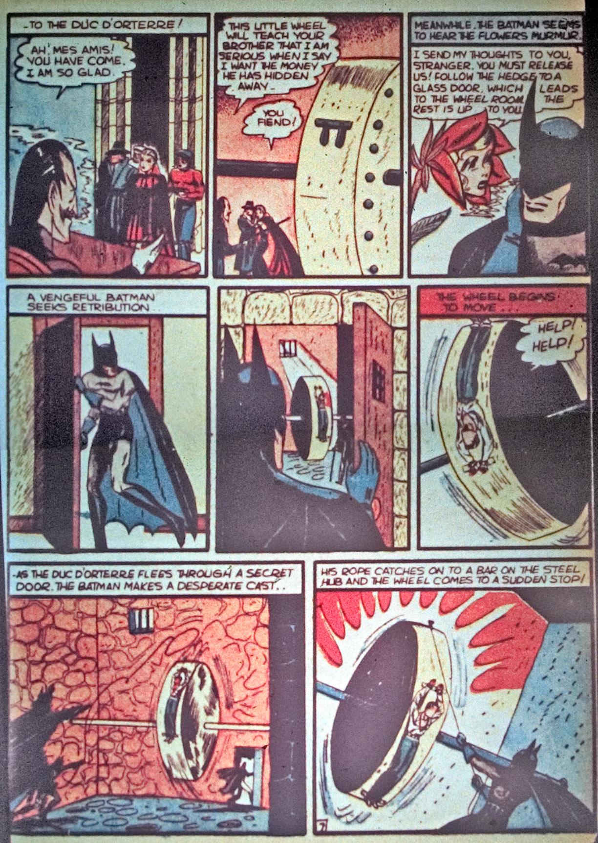 Read online Detective Comics (1937) comic -  Issue #34 - 9