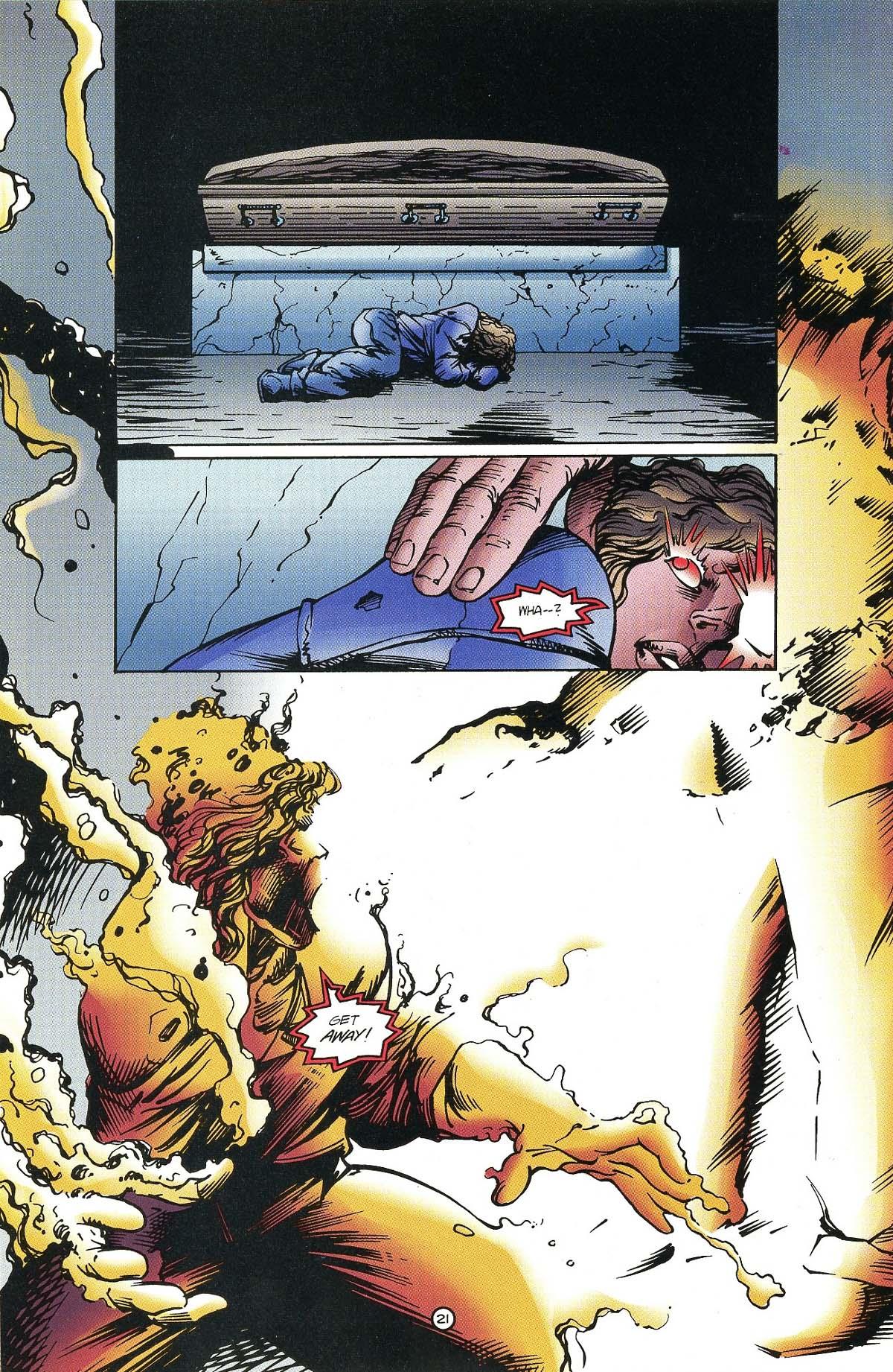 Read online Rune (1994) comic -  Issue #8 - 25