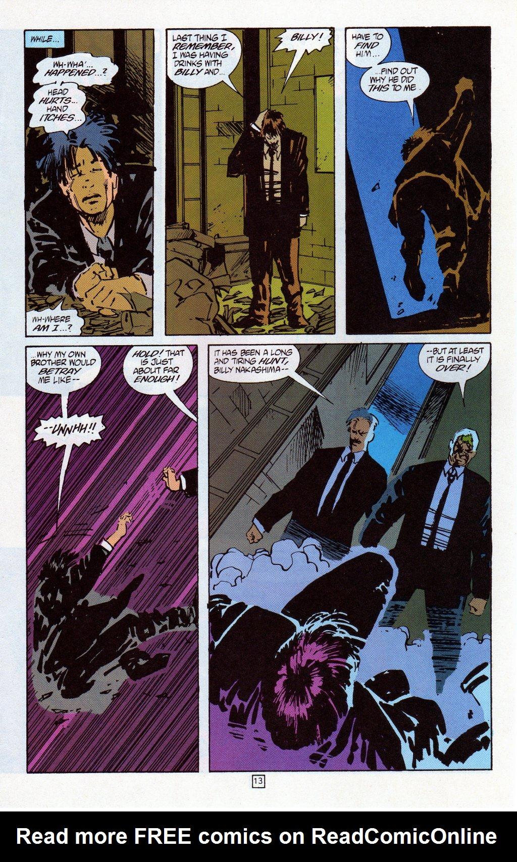 Read online Gunfire comic -  Issue #8 - 14