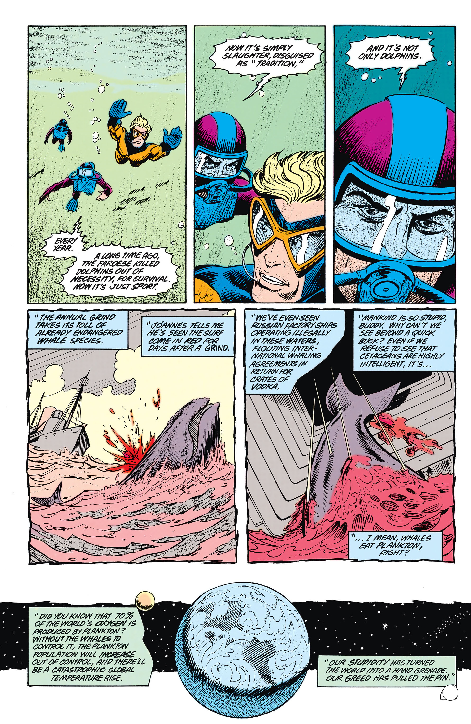 Read online Animal Man (1988) comic -  Issue #15 - 10