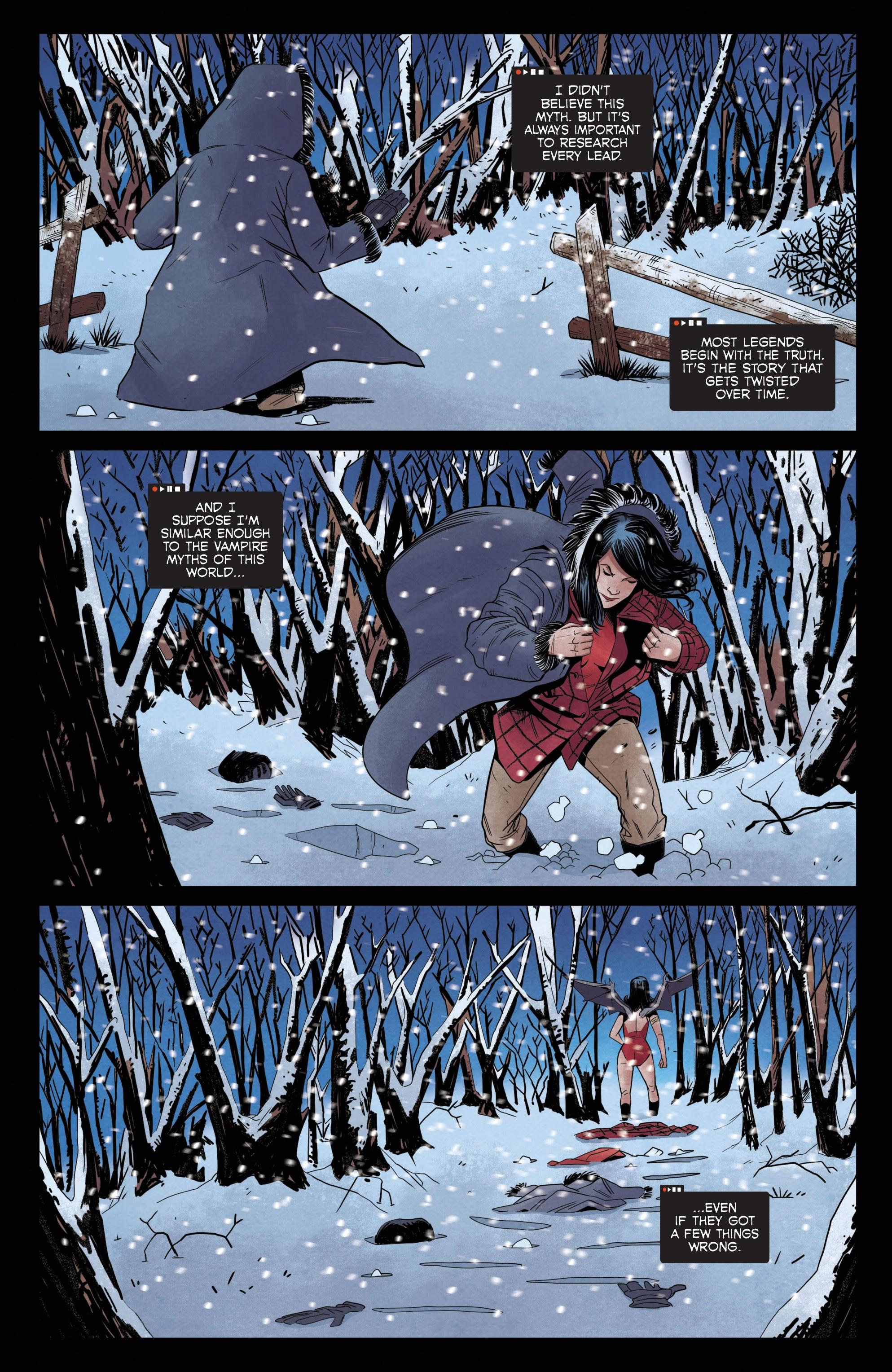 Vampirella/Red Sonja #1 #1 - English 21