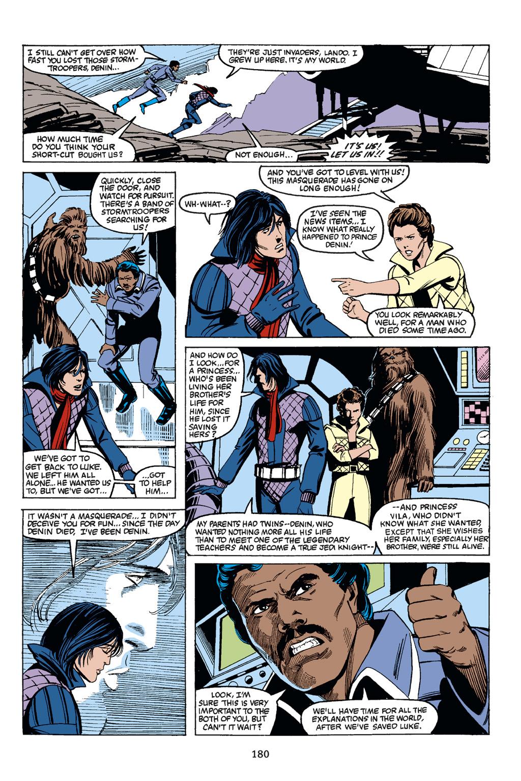 Read online Star Wars Omnibus comic -  Issue # Vol. 21 - 173
