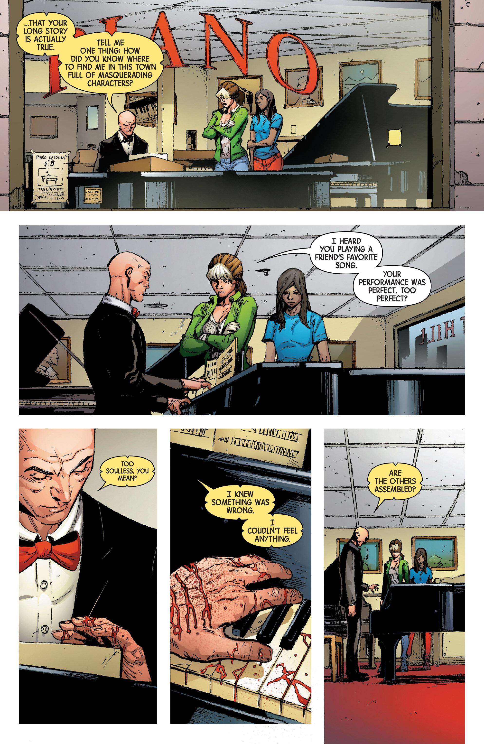 Read online Uncanny Avengers [II] comic -  Issue #8 - 20