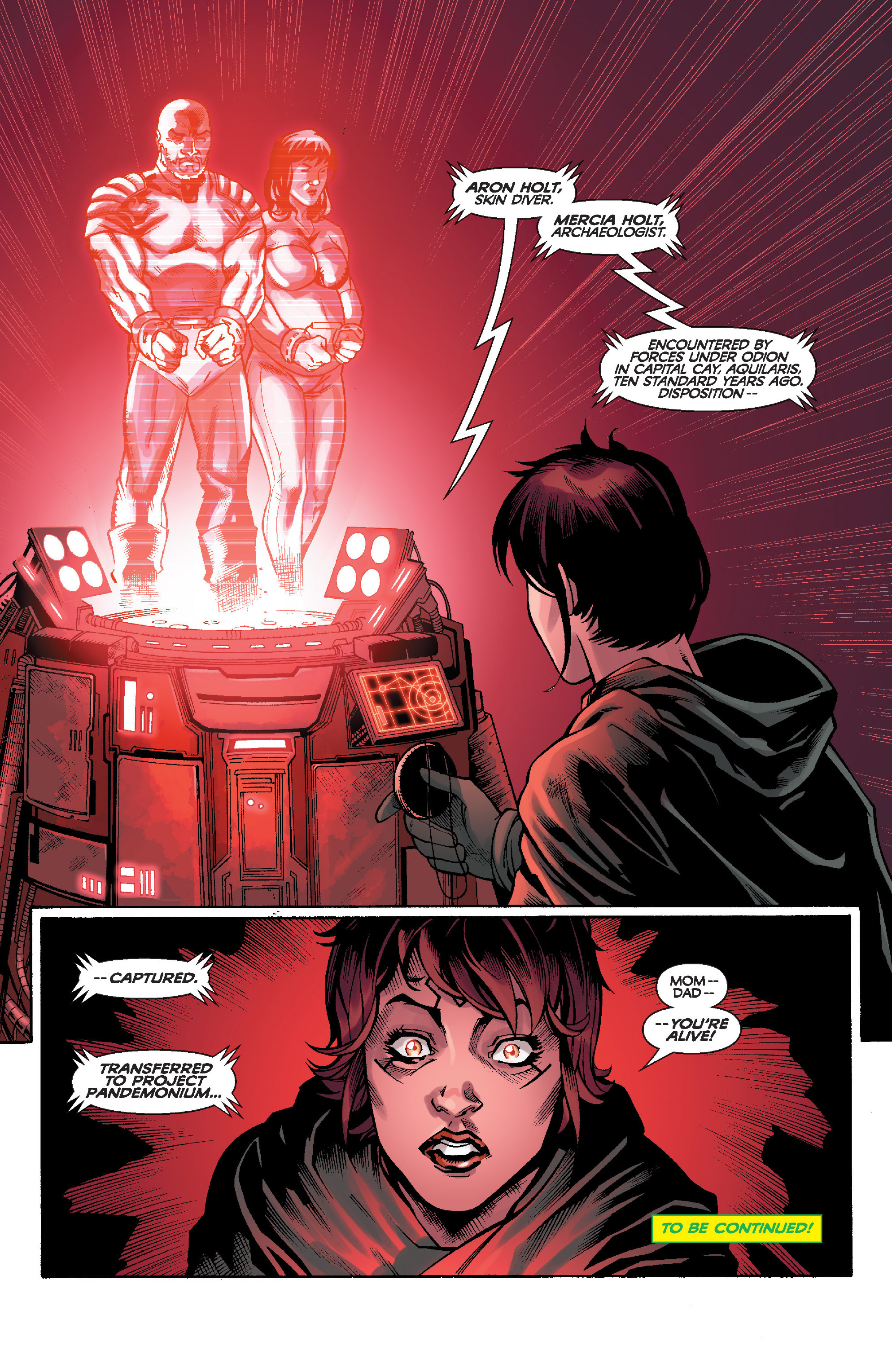 Read online Star Wars: Knight Errant - Escape comic -  Issue #1 - 24