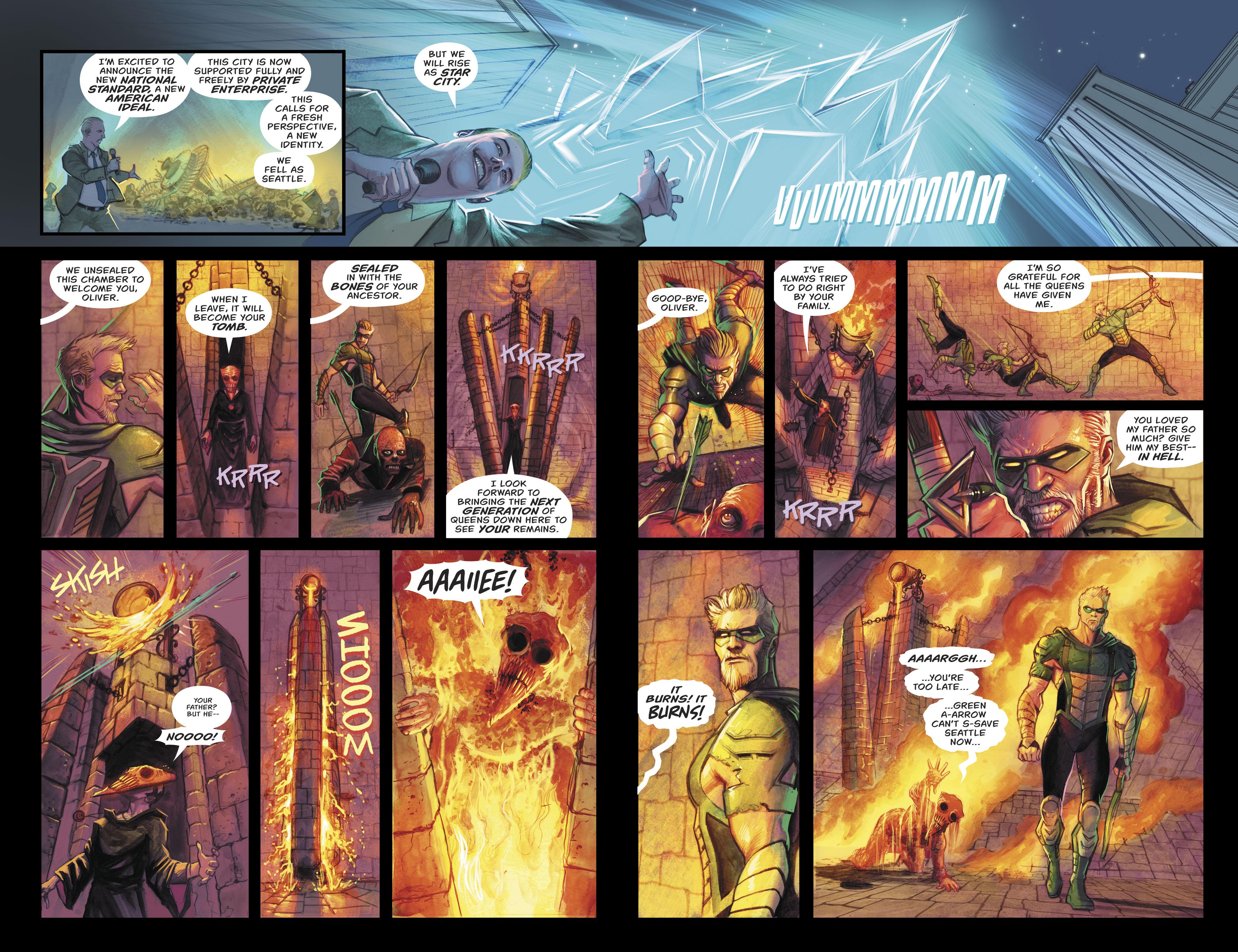 Read online Green Arrow (2016) comic -  Issue #24 - 12