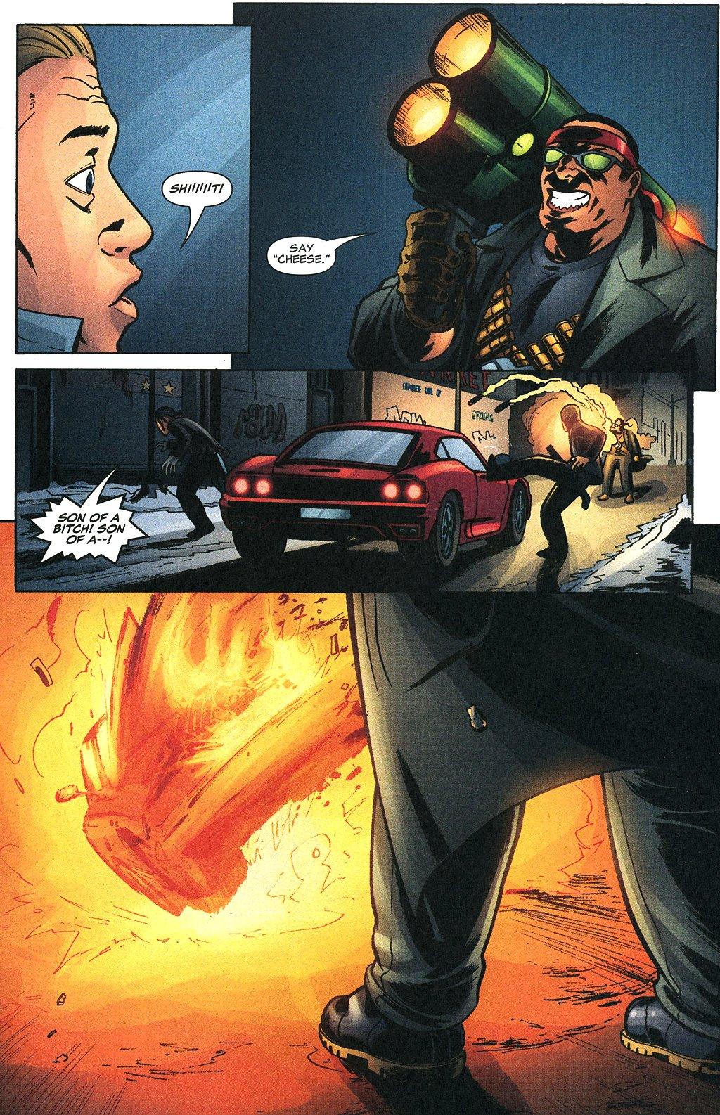 Read online Fallen Angel (2003) comic -  Issue #19 - 4