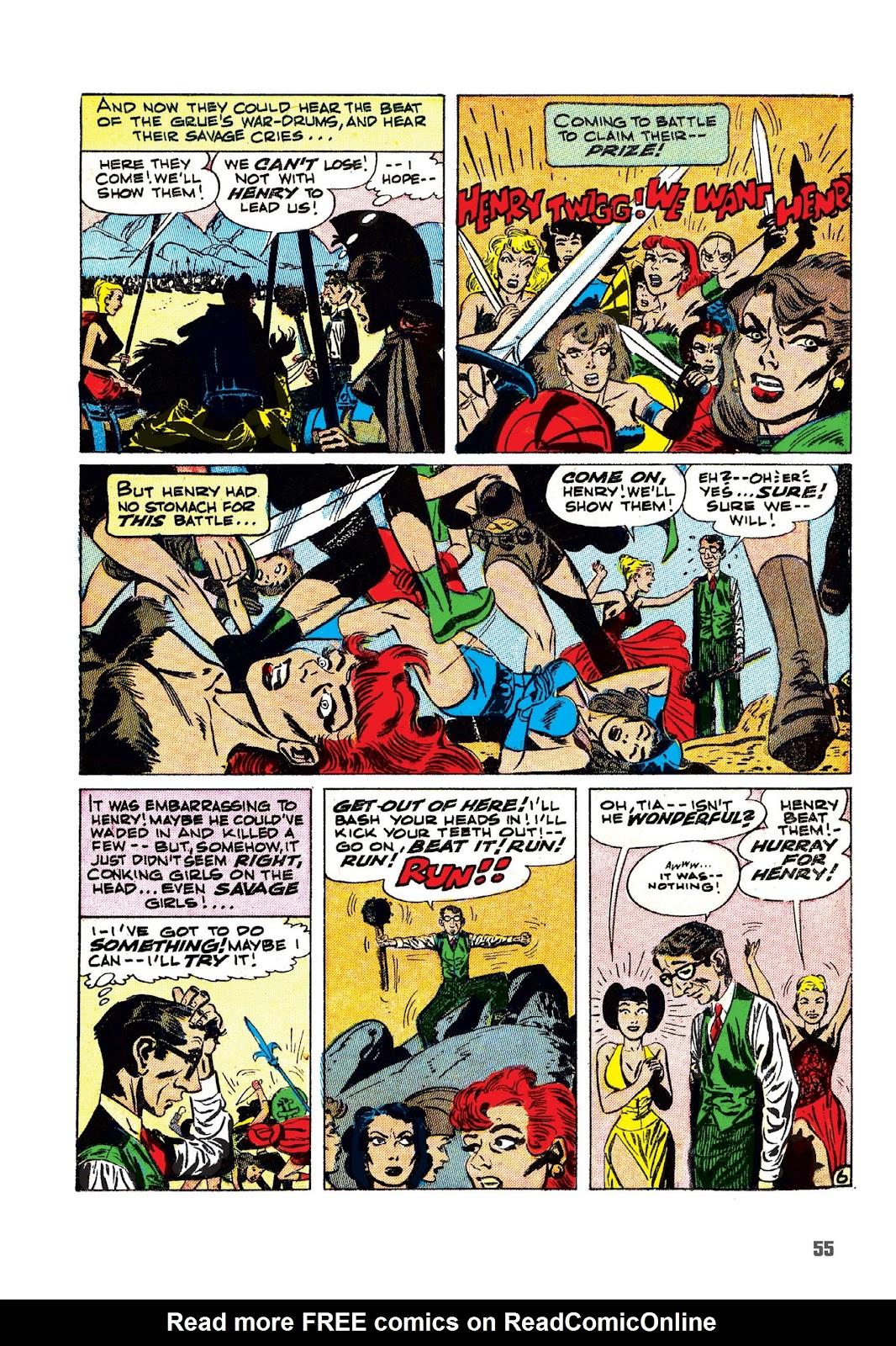 Read online The Joe Kubert Archives comic -  Issue # TPB (Part 1) - 66