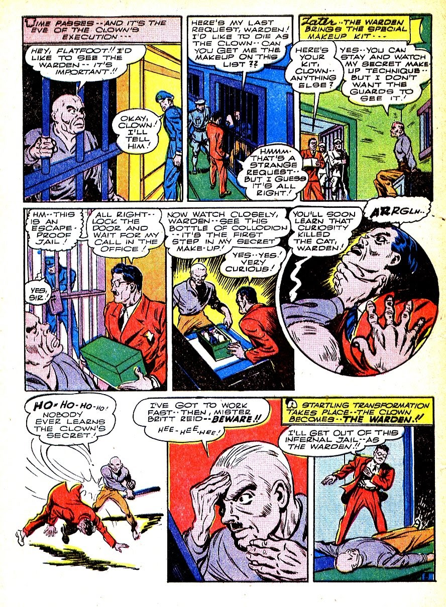 Green Hornet Comics issue 7 - Page 6