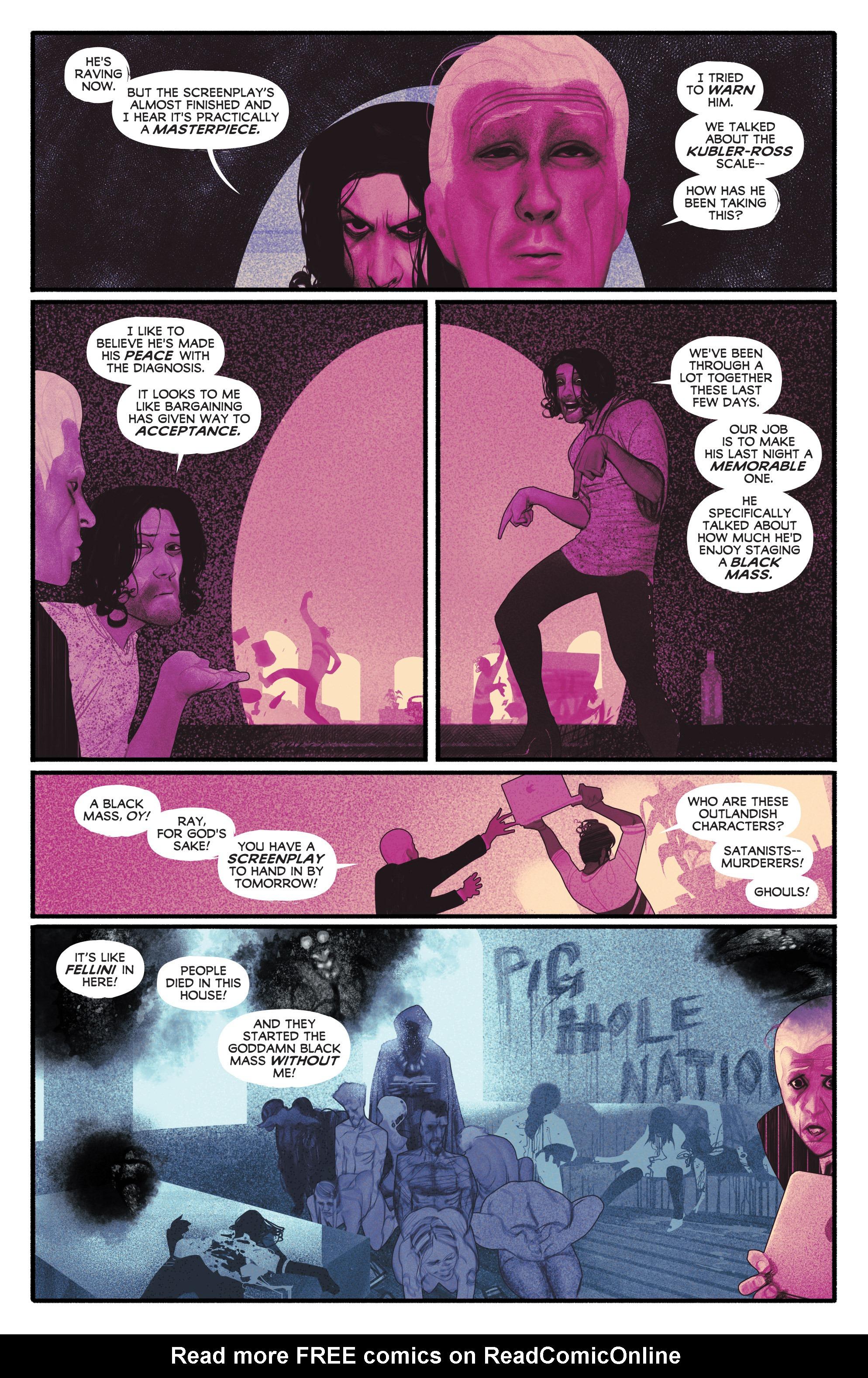 Read online Annihilator comic -  Issue #5 - 31