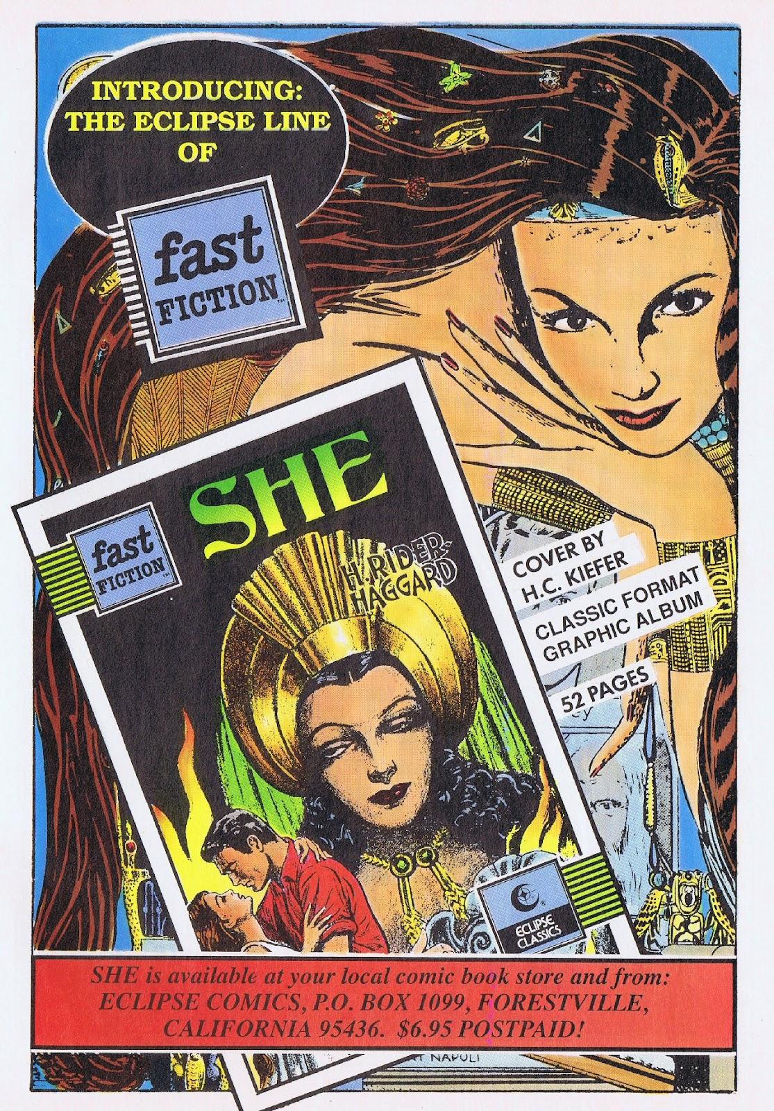 Read online Merchants of Death comic -  Issue #3 - 34