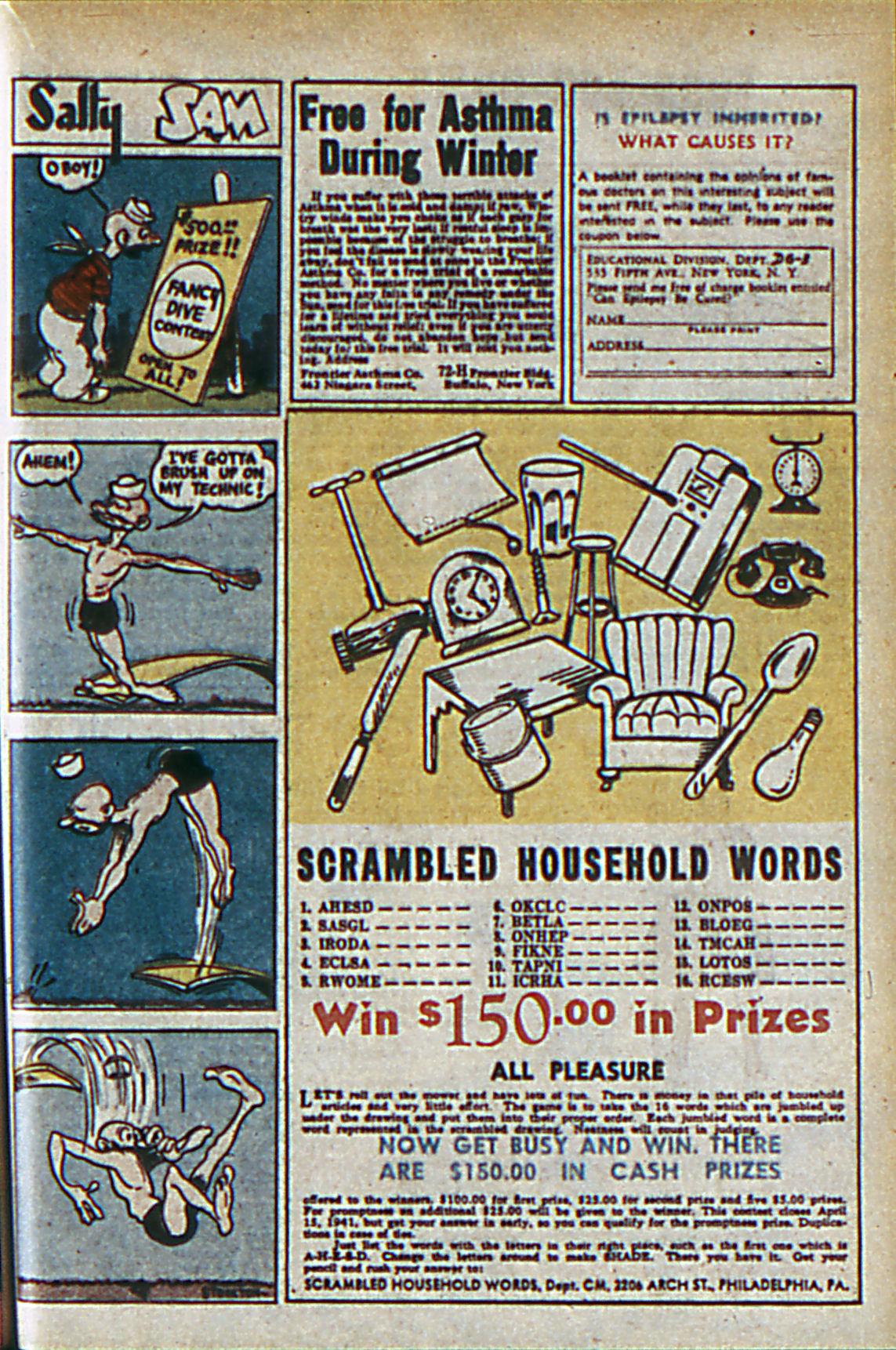 Read online Adventure Comics (1938) comic -  Issue #60 - 54